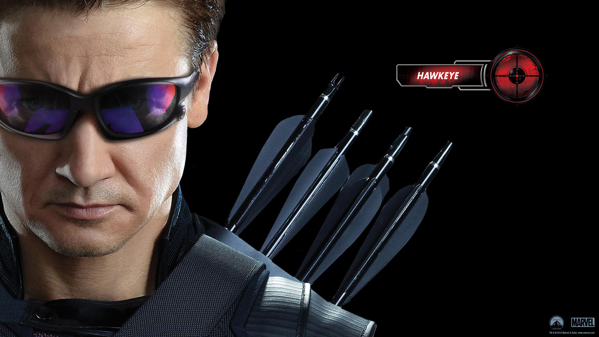 Hawkeye in Avengers Movie 176.95 Kb