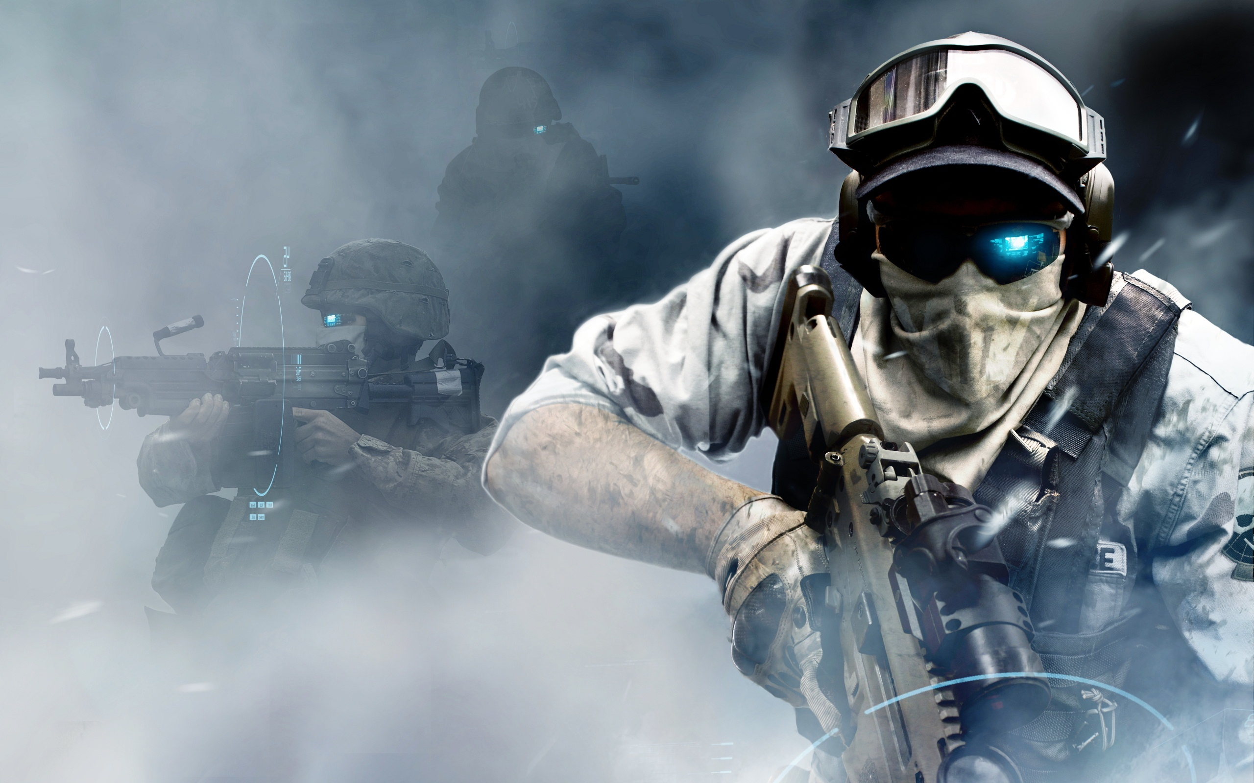 Ghost Recon Future Soldier Game
