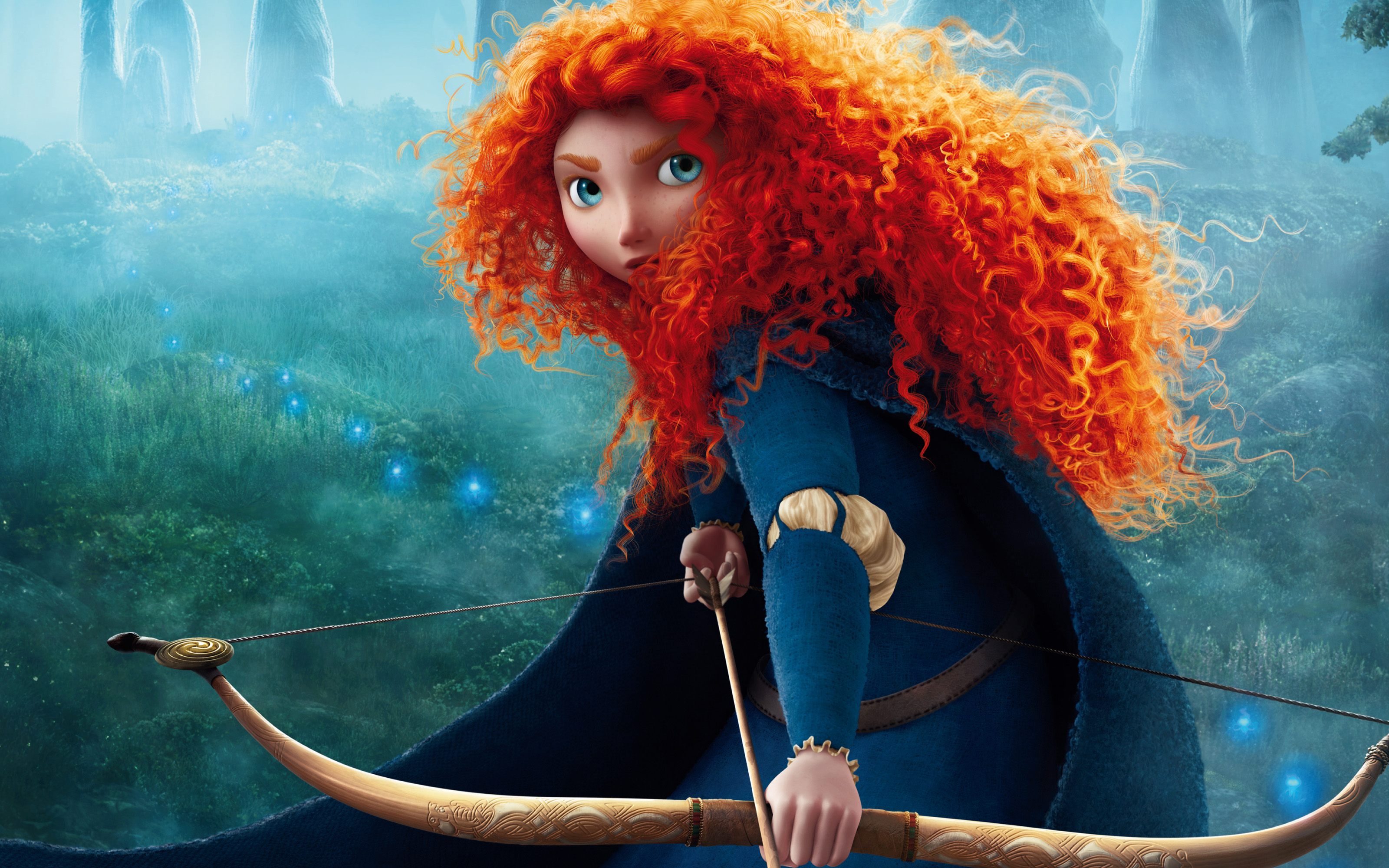 Brave's Princess Merida 505.85 Kb