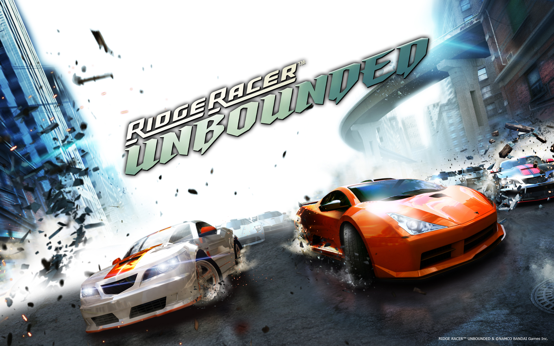 Ridge Racer Unbounded Game 393.84 Kb