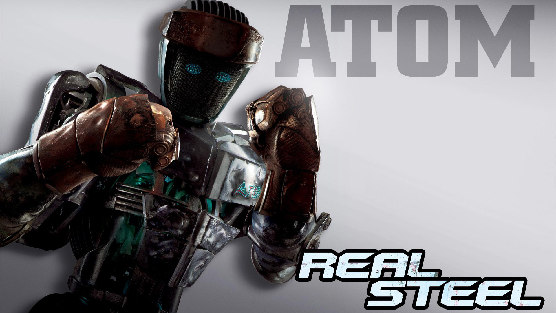 Real Steel Atom 1610.55 Kb