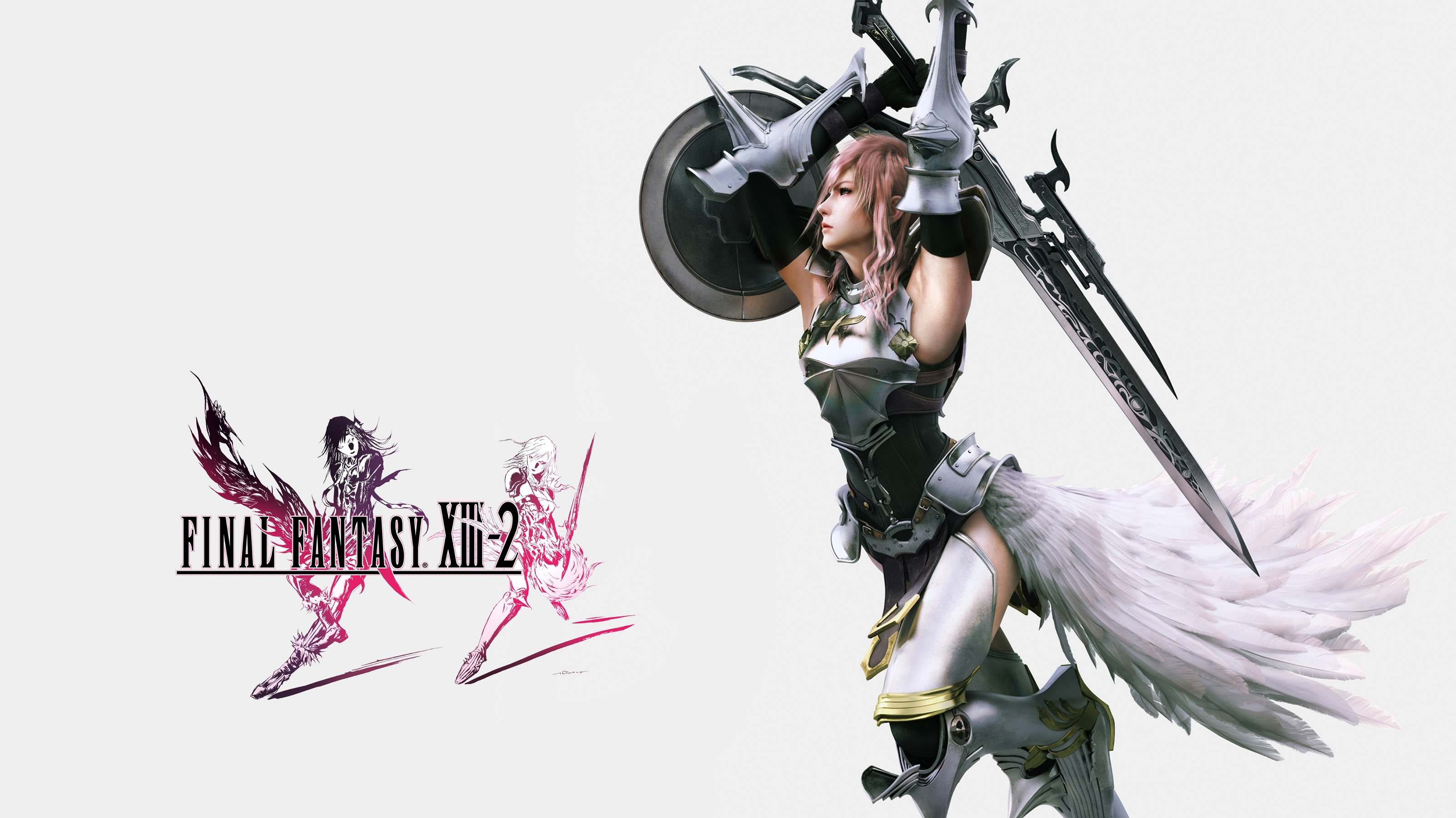 Final Fantasy XIII 2 Lightning 674.64 Kb