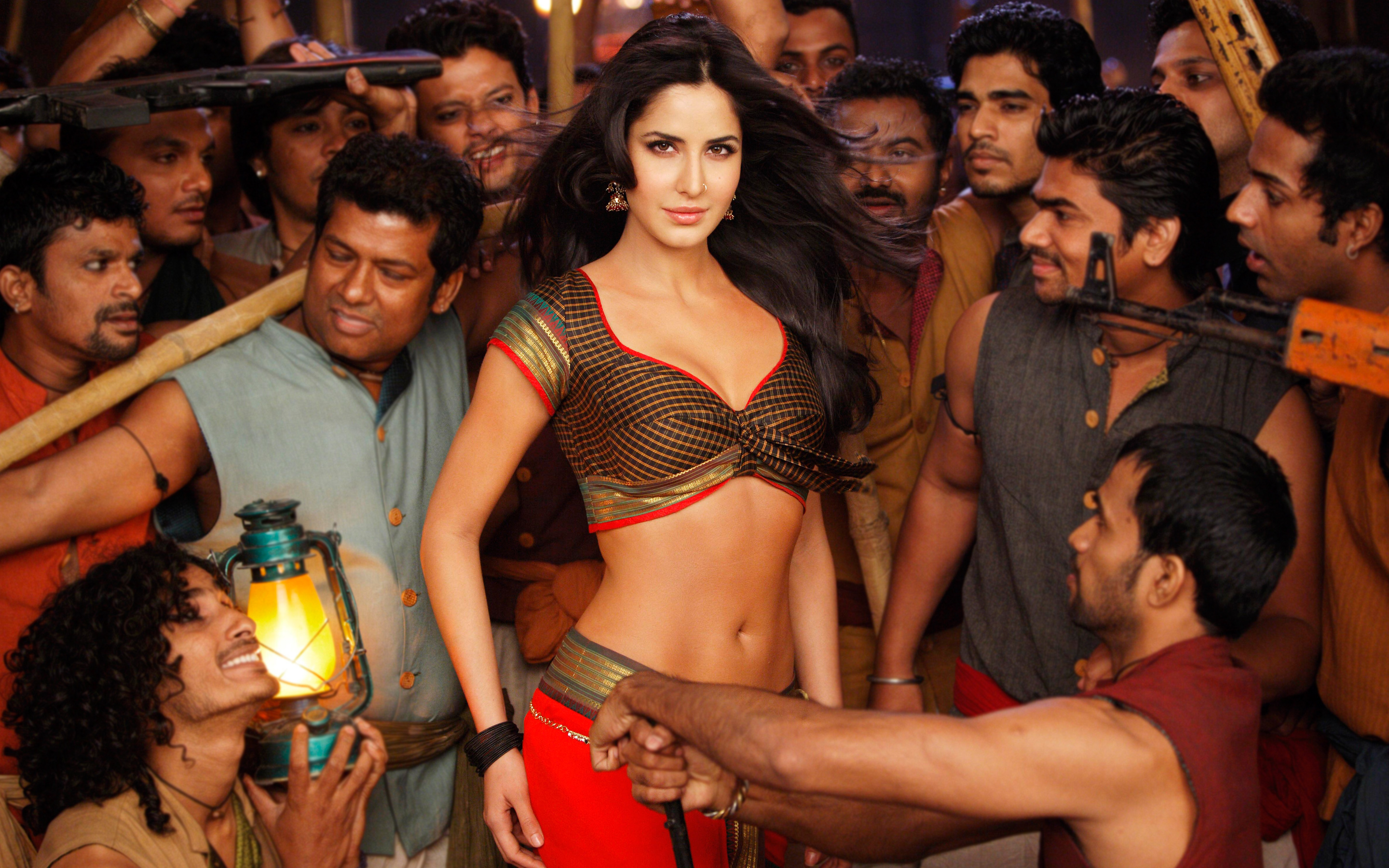 Katrina Kaif Hot in Chikni Chameli