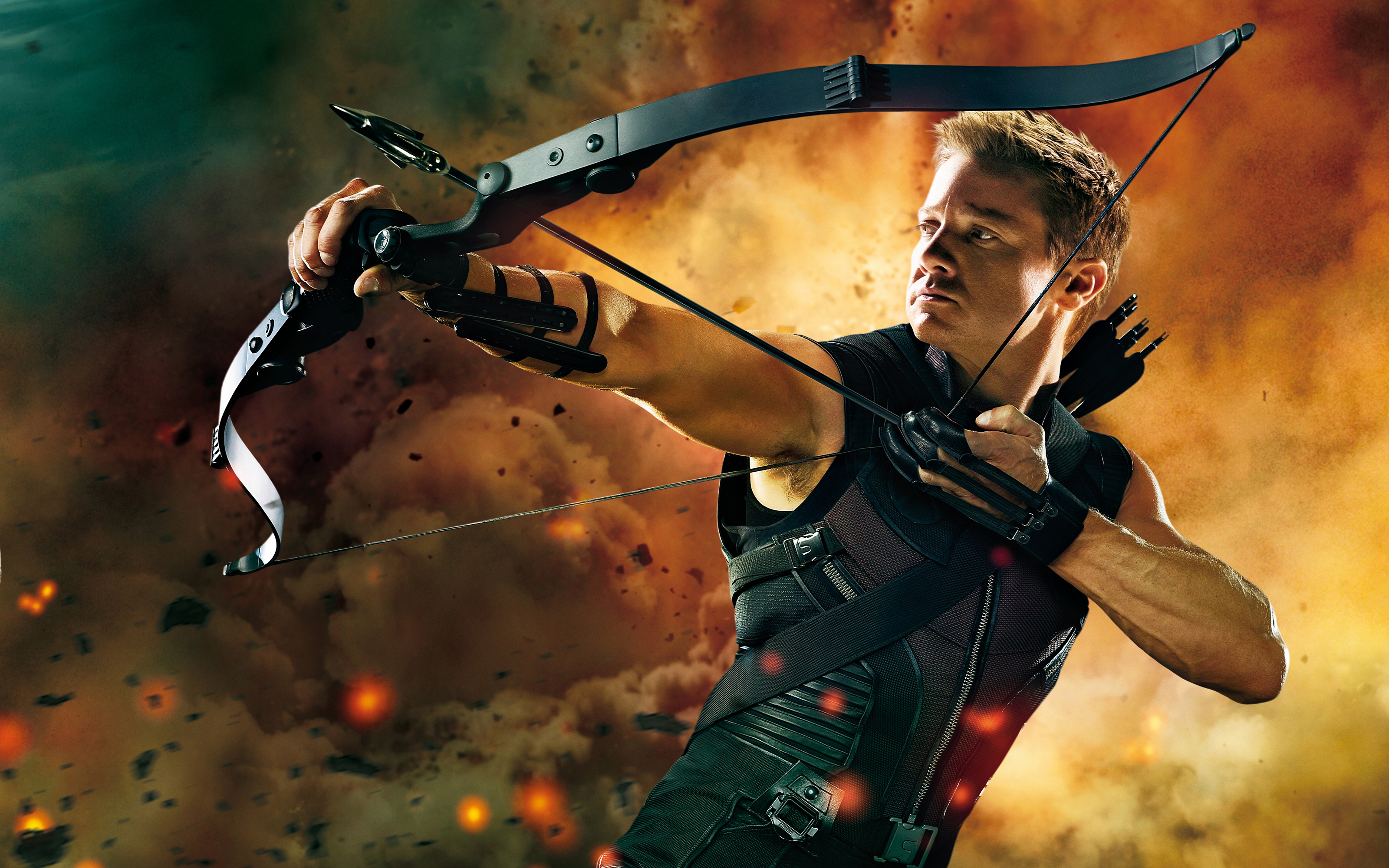 Hawkeye in The Avengers 2079.53 Kb