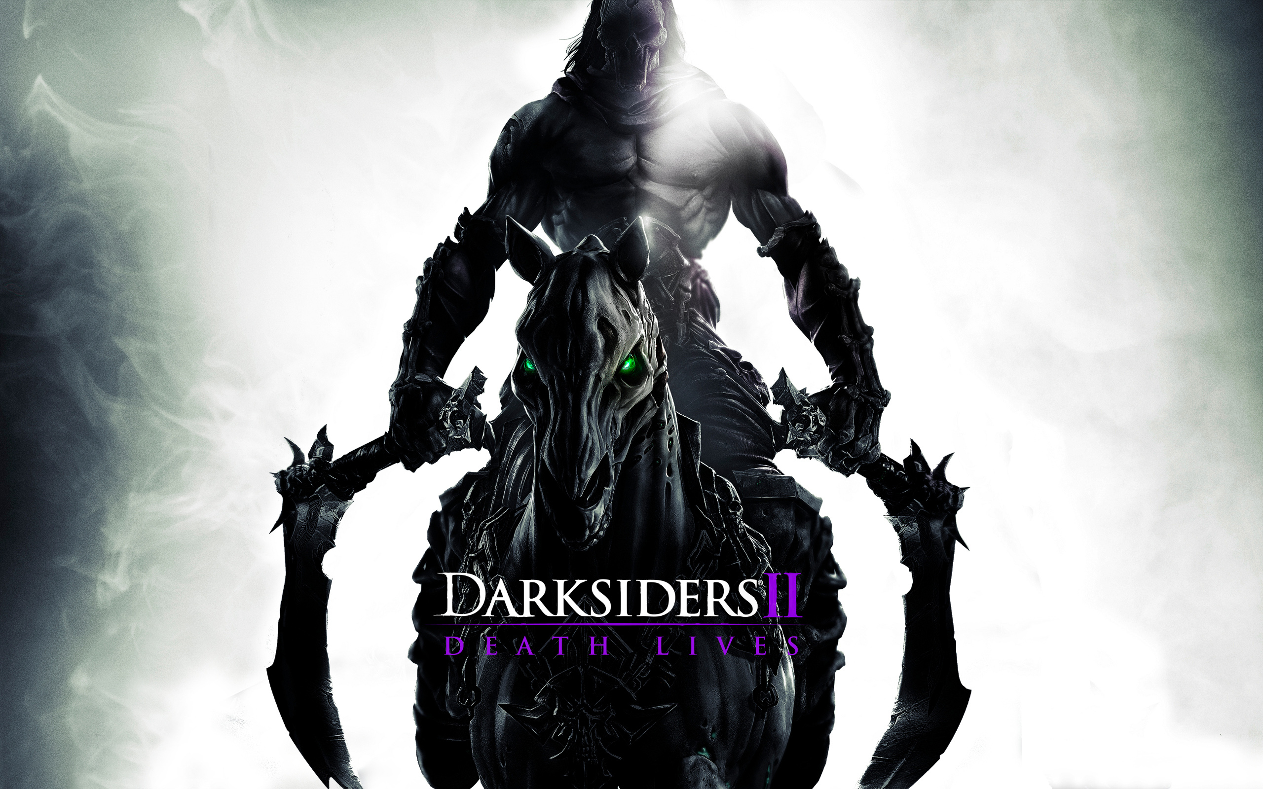 Horseman in Darksiders 2 537.24 Kb