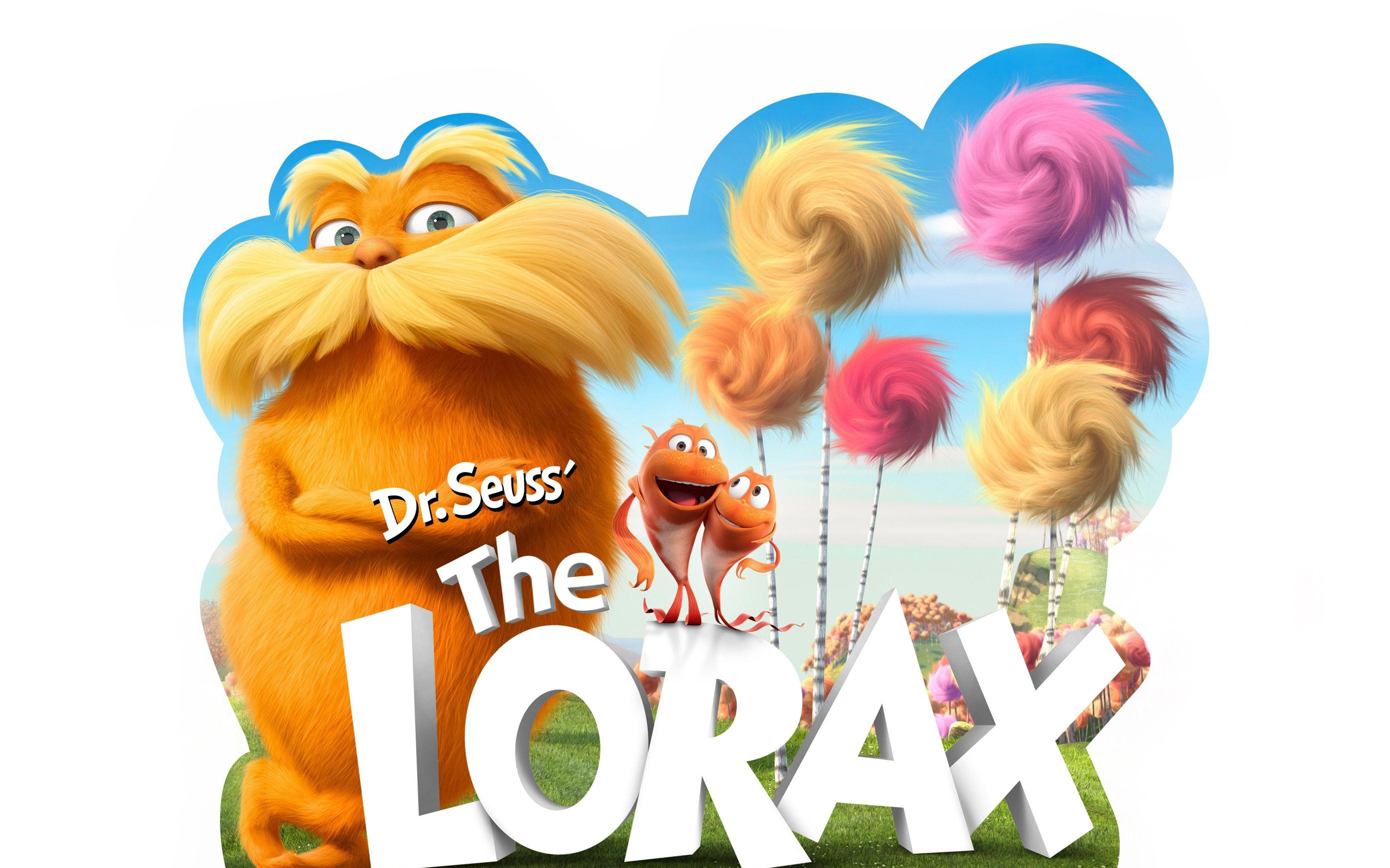Dr Seuss The Lorax Movie