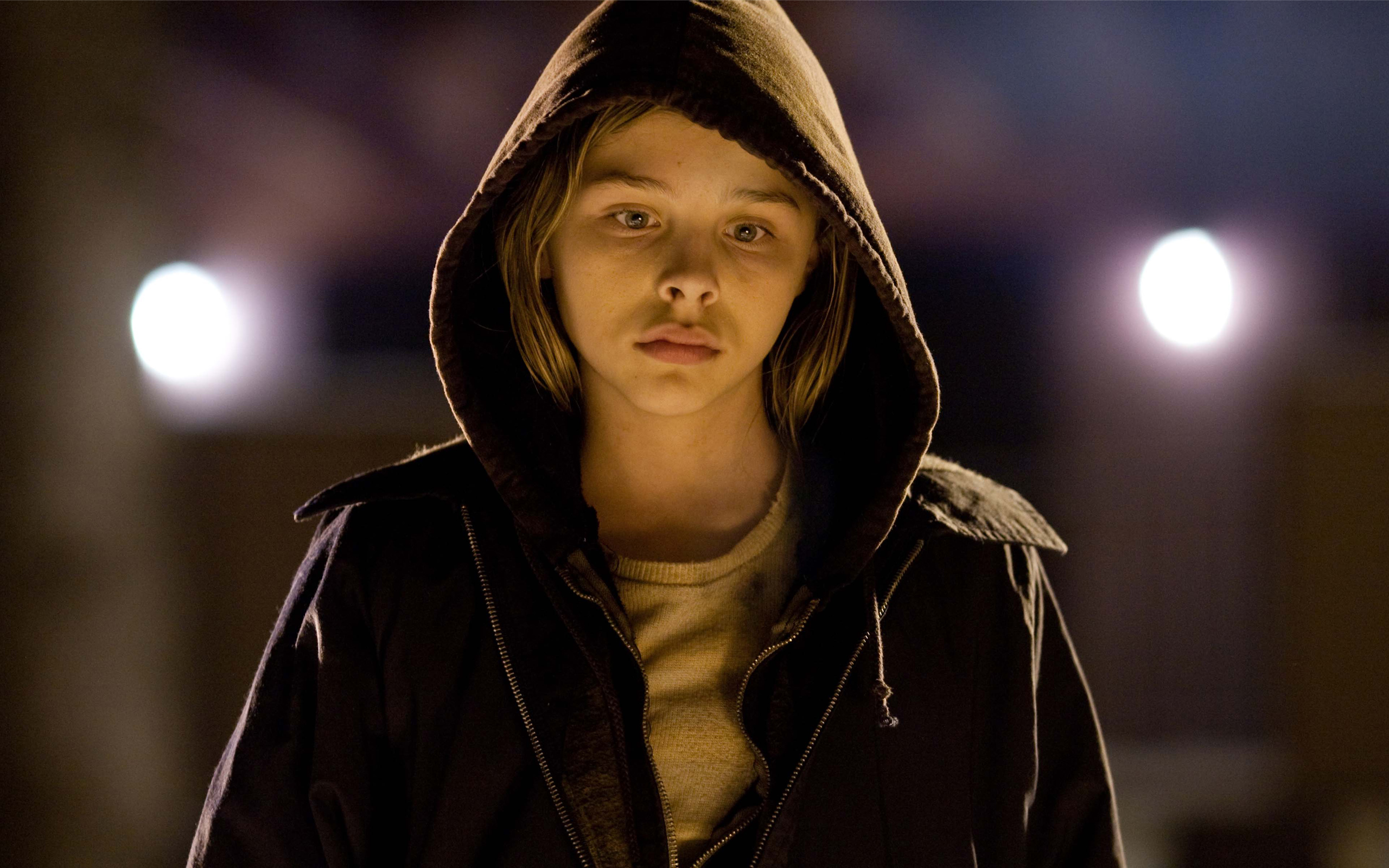 Chloe Moretz Let Me In Movie