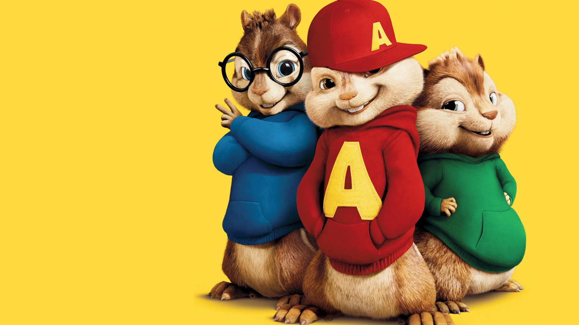 Alvin And The Chipmunks 1632.52 Kb