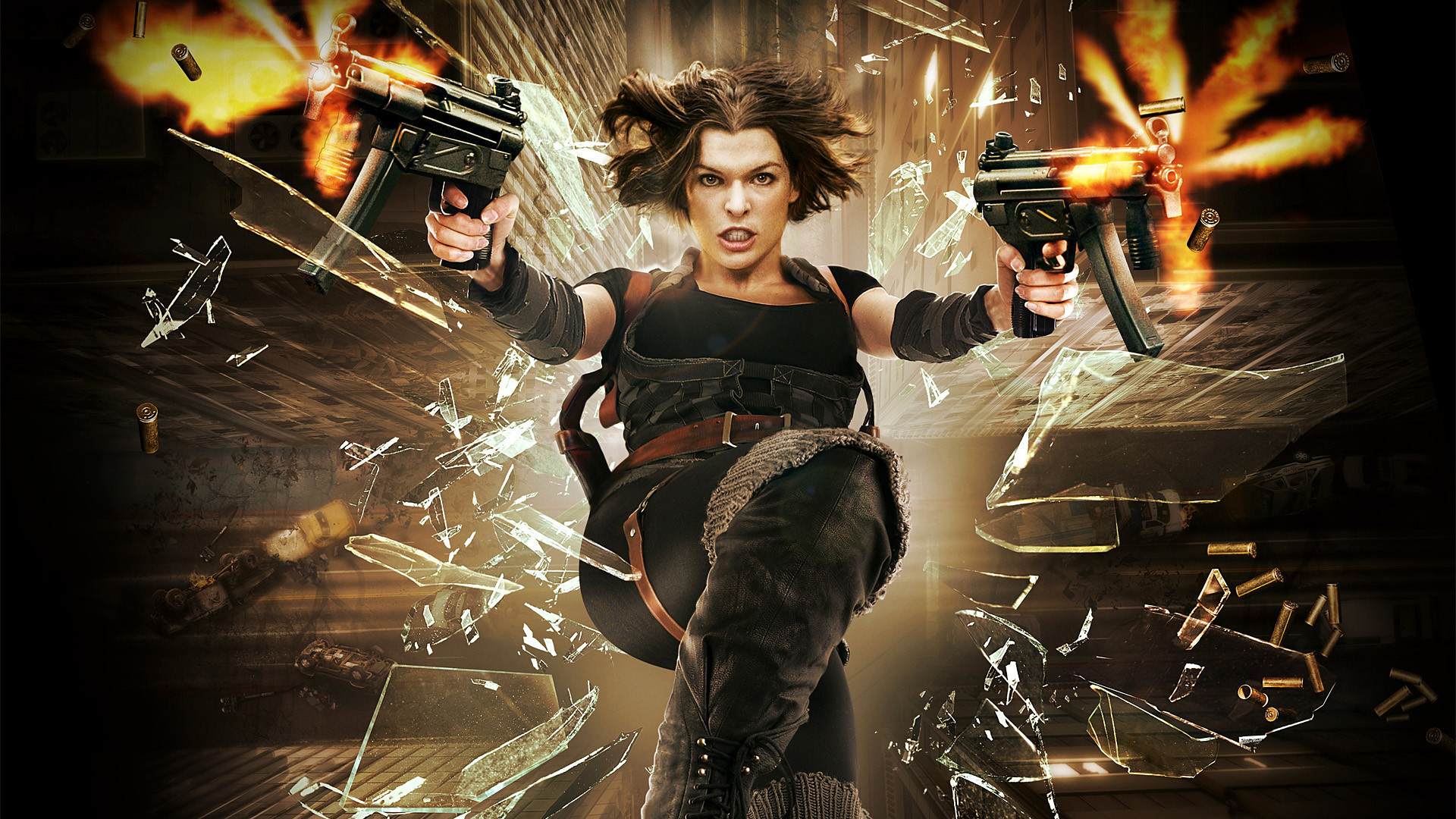 Resident Evil Afterlife 211.37 Kb