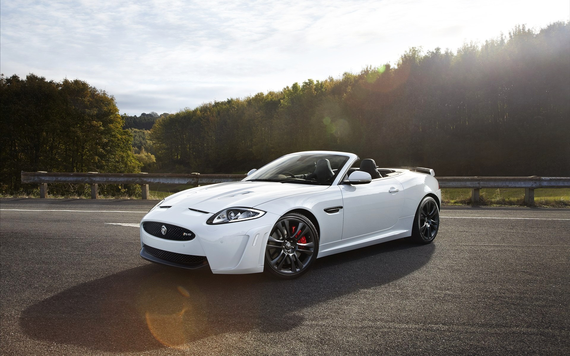 Jaguar Convertible 2012