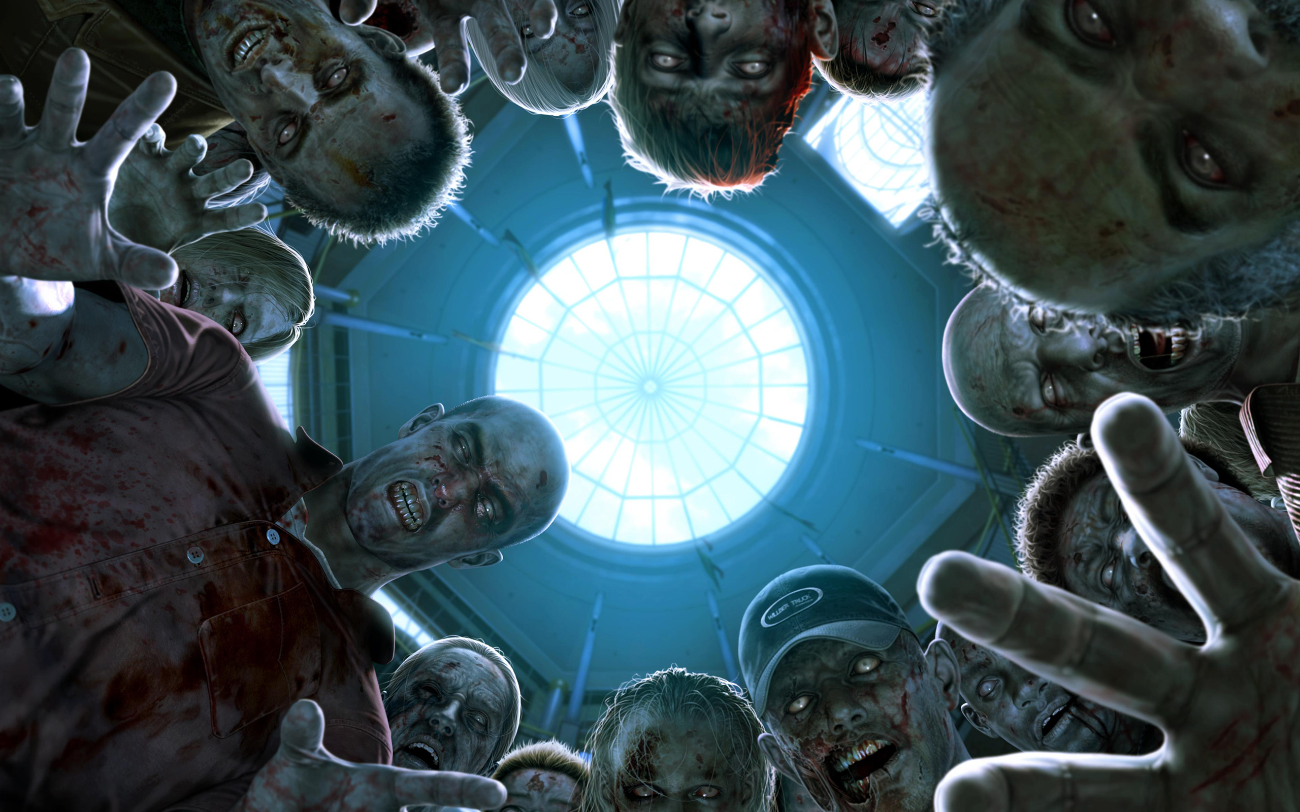 Dead Rising Zombies 1821.27 Kb