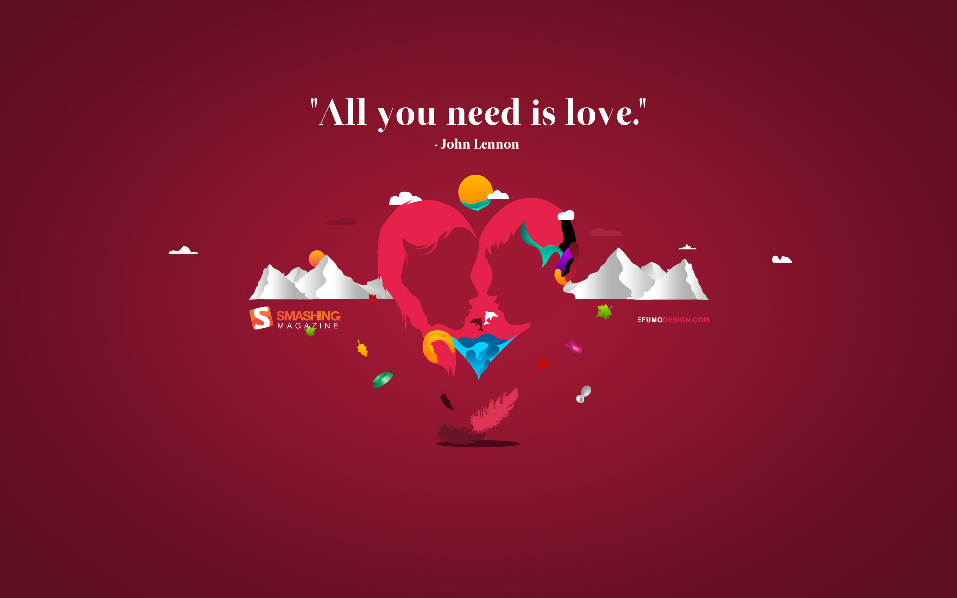All You Need is Love #4170469, 1920x1200 | All For Desktop