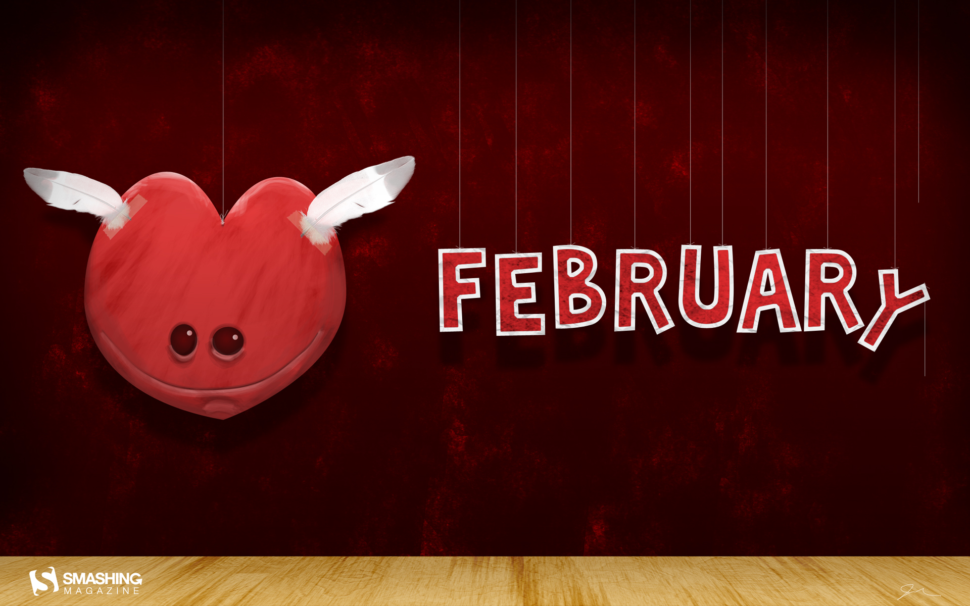 February Month of Love 757.26 Kb
