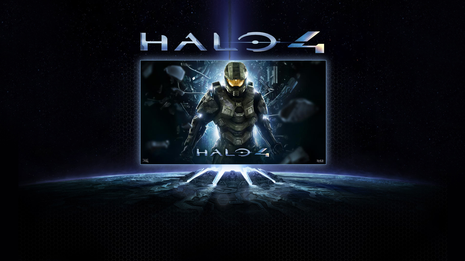 Halo 4 Game 805.74 Kb