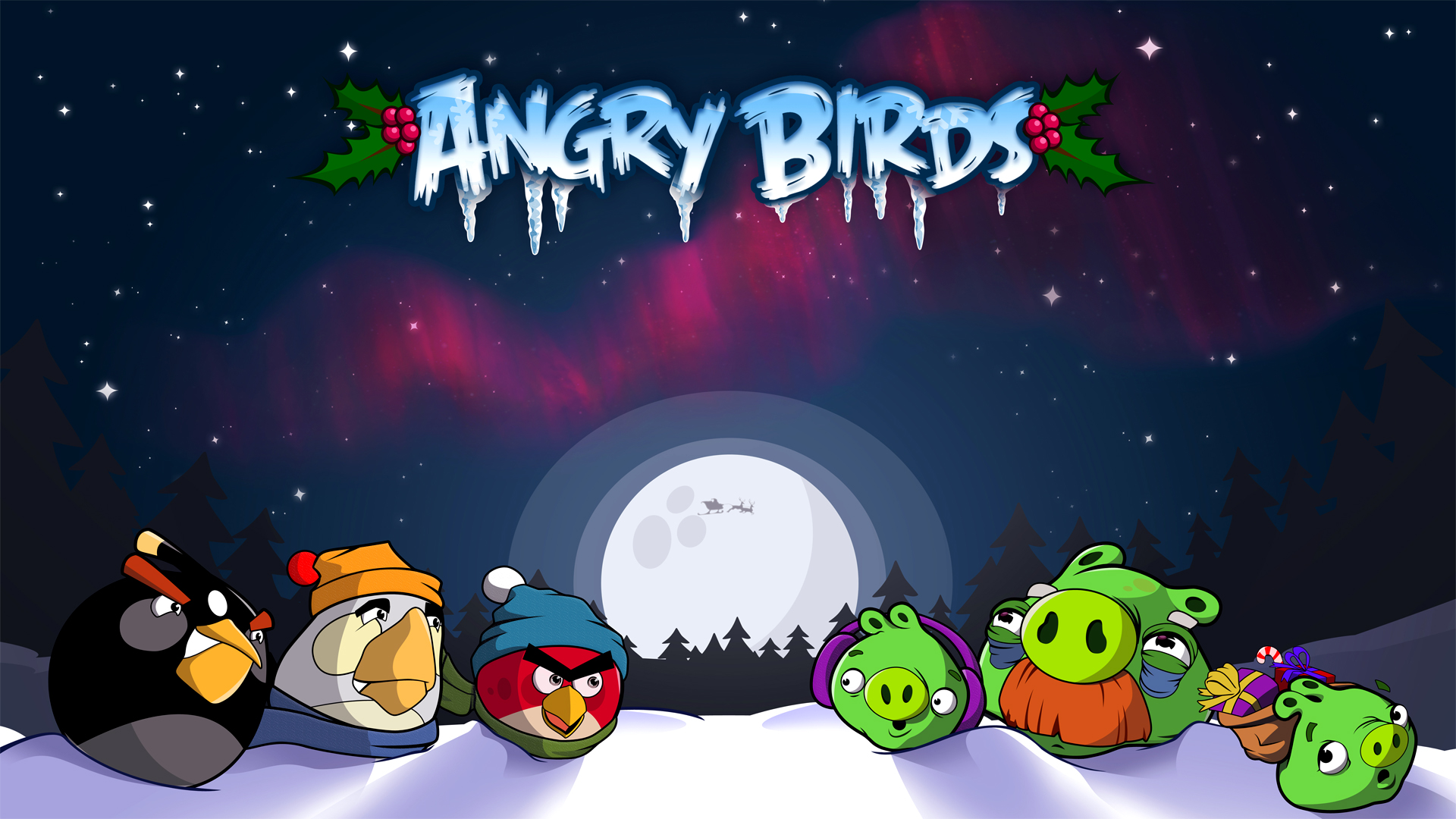 Angry Birds Seasons 319.83 Kb