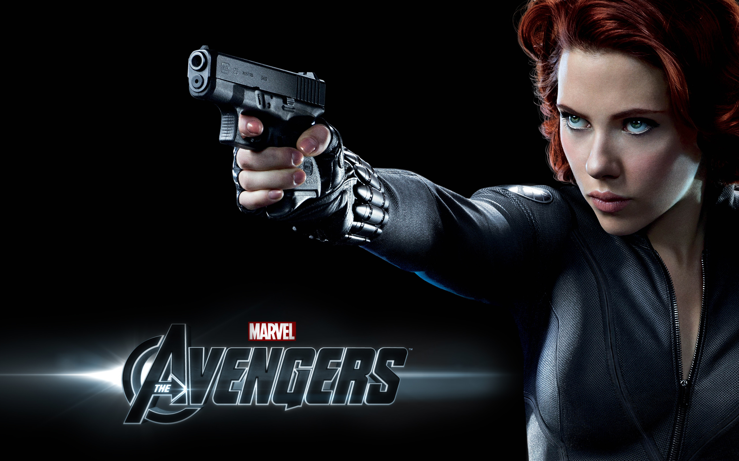 Scarlett Johansson in The Avengers 963.95 Kb
