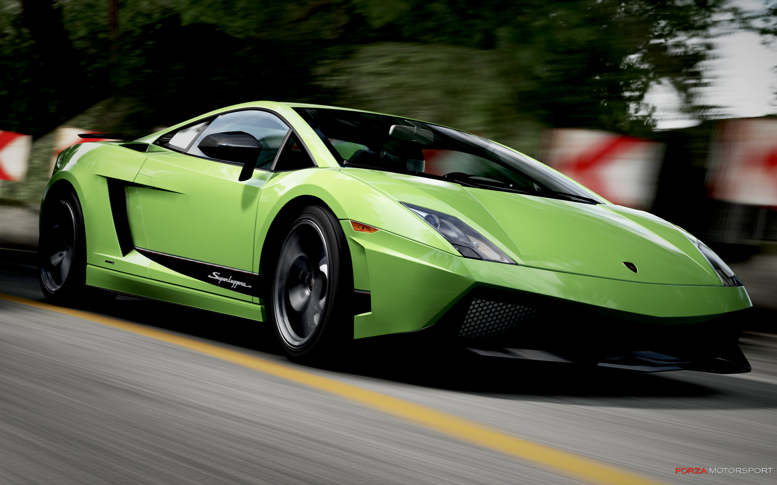 Lamborghini Gallardo in Forza Motorsport 4 471.13 Kb