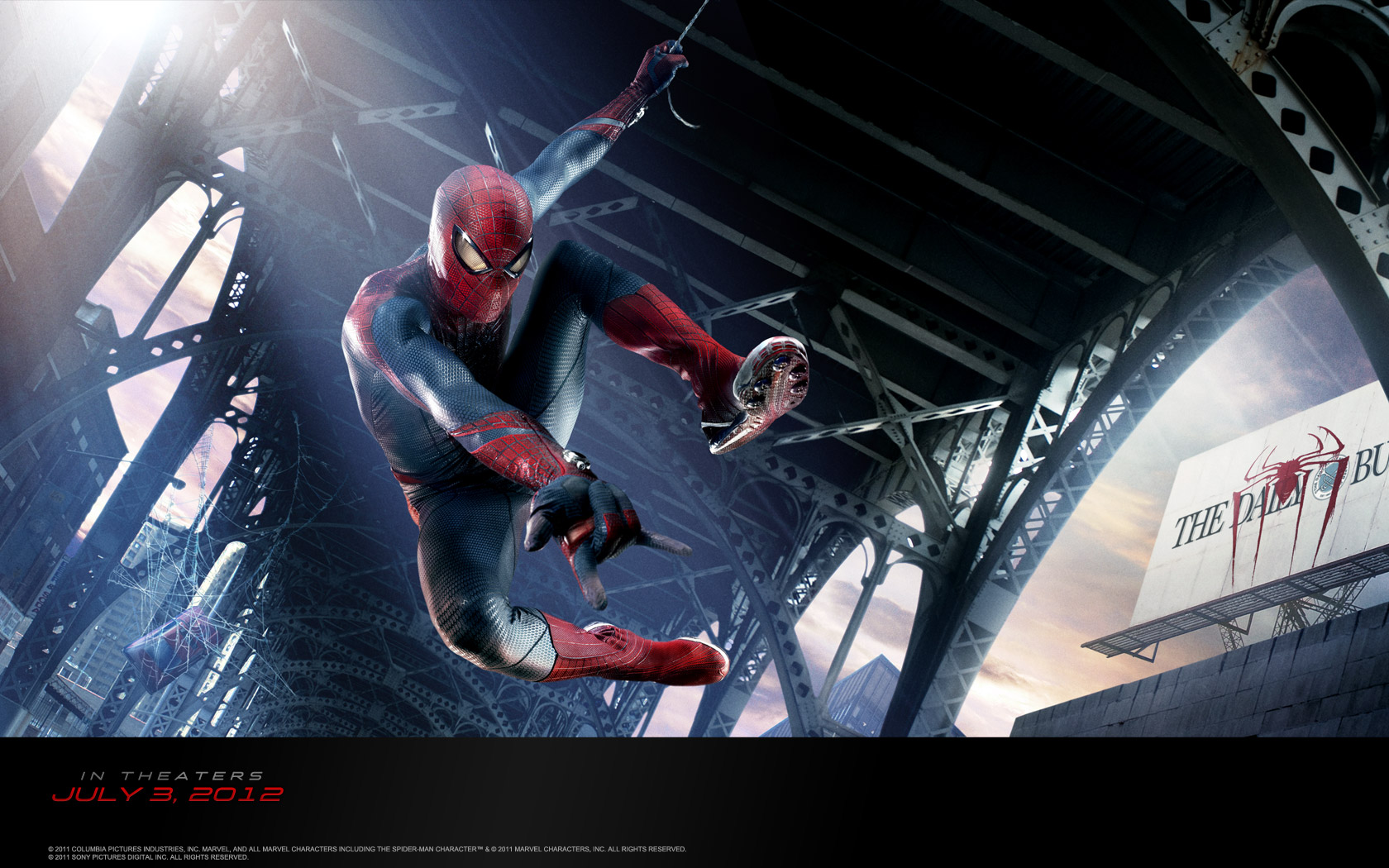The Amazing Spider Man Official 2619.79 Kb