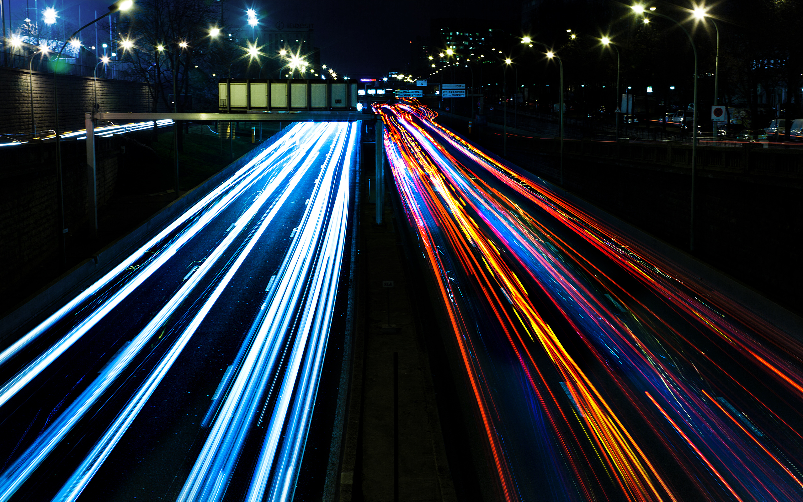 Highway Lights 1342.3 Kb