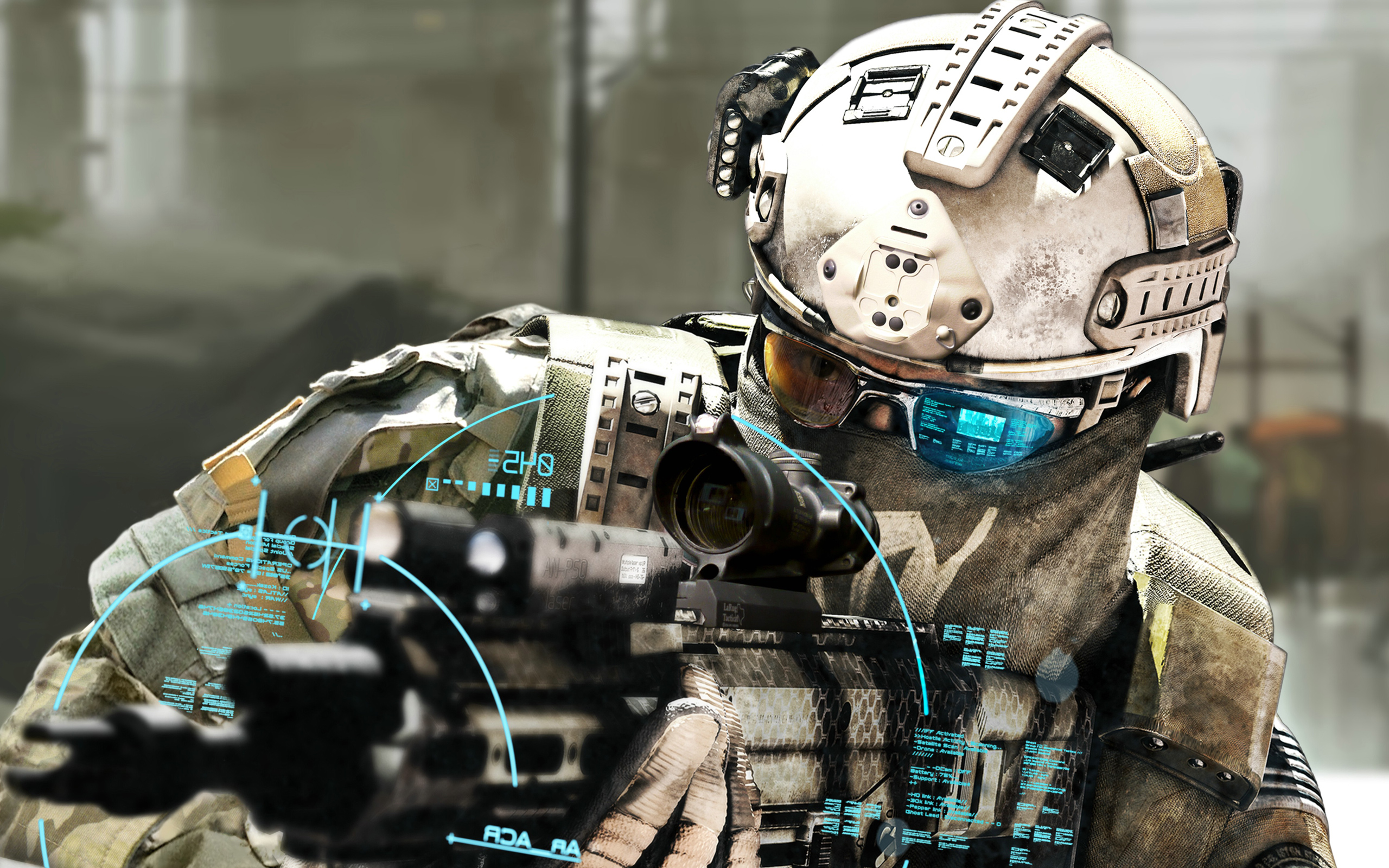 Ghost Recon Future Soldier 2012 721.64 Kb