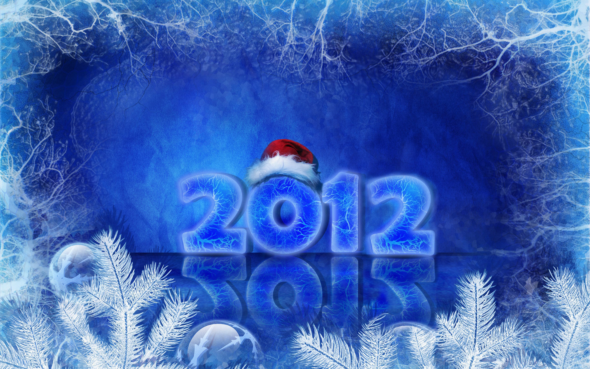 2012 Happy New Year Holidays