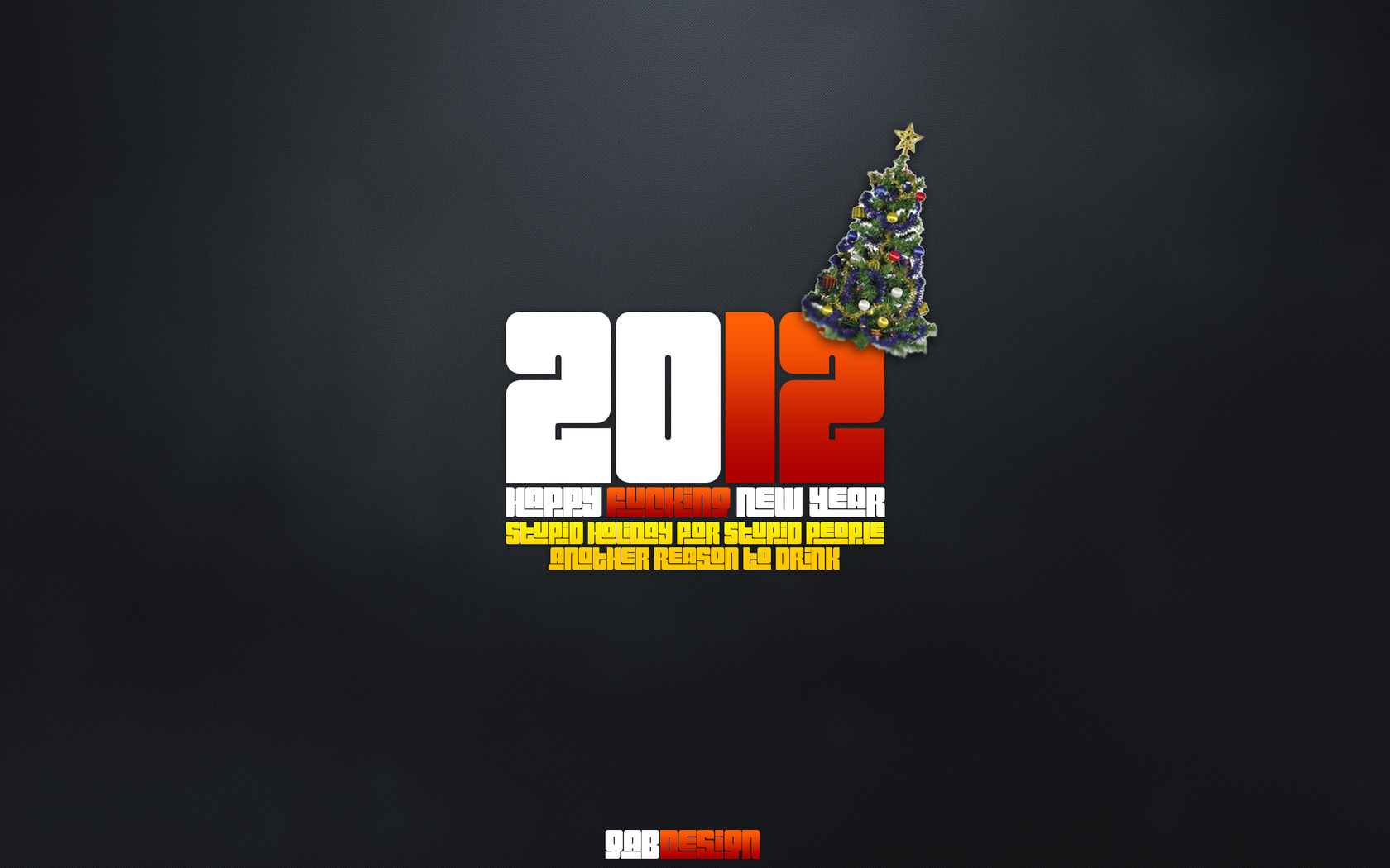 Happy 2012 New Year 360.93 Kb