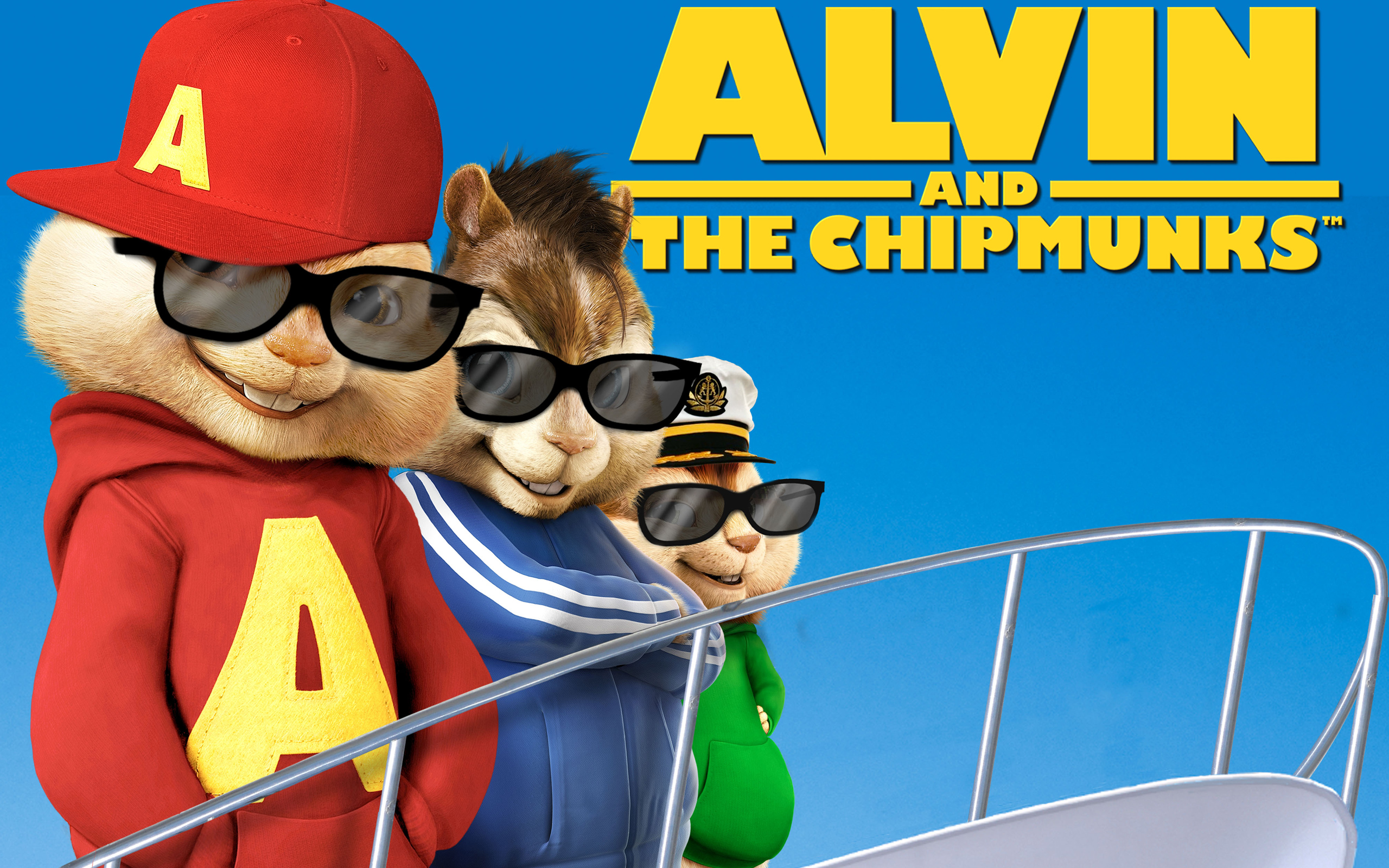 Alvin And The Chipmunks Chipwrecked 1632.52 Kb