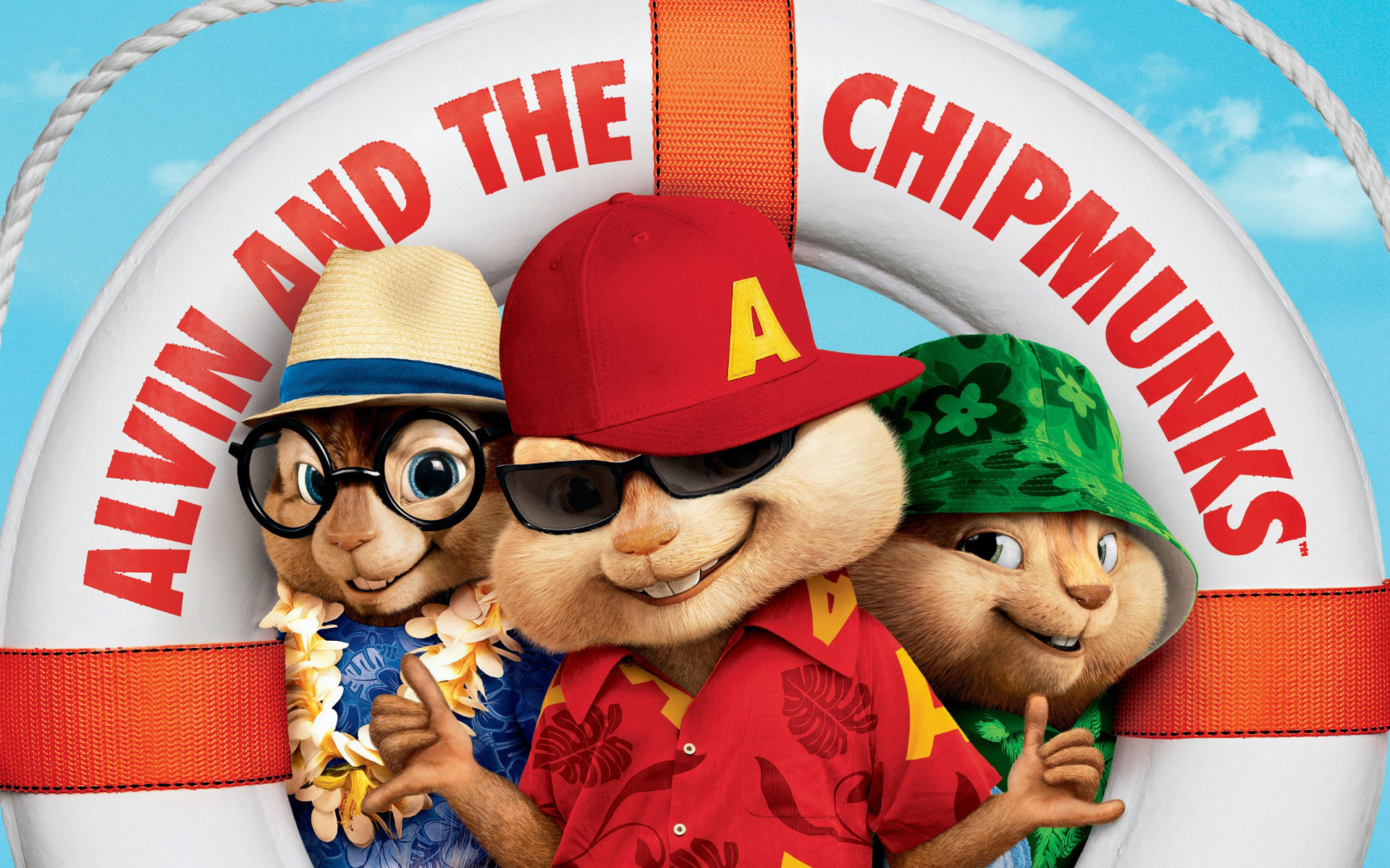 Alvin and the Chipmunks 3 1632.52 Kb