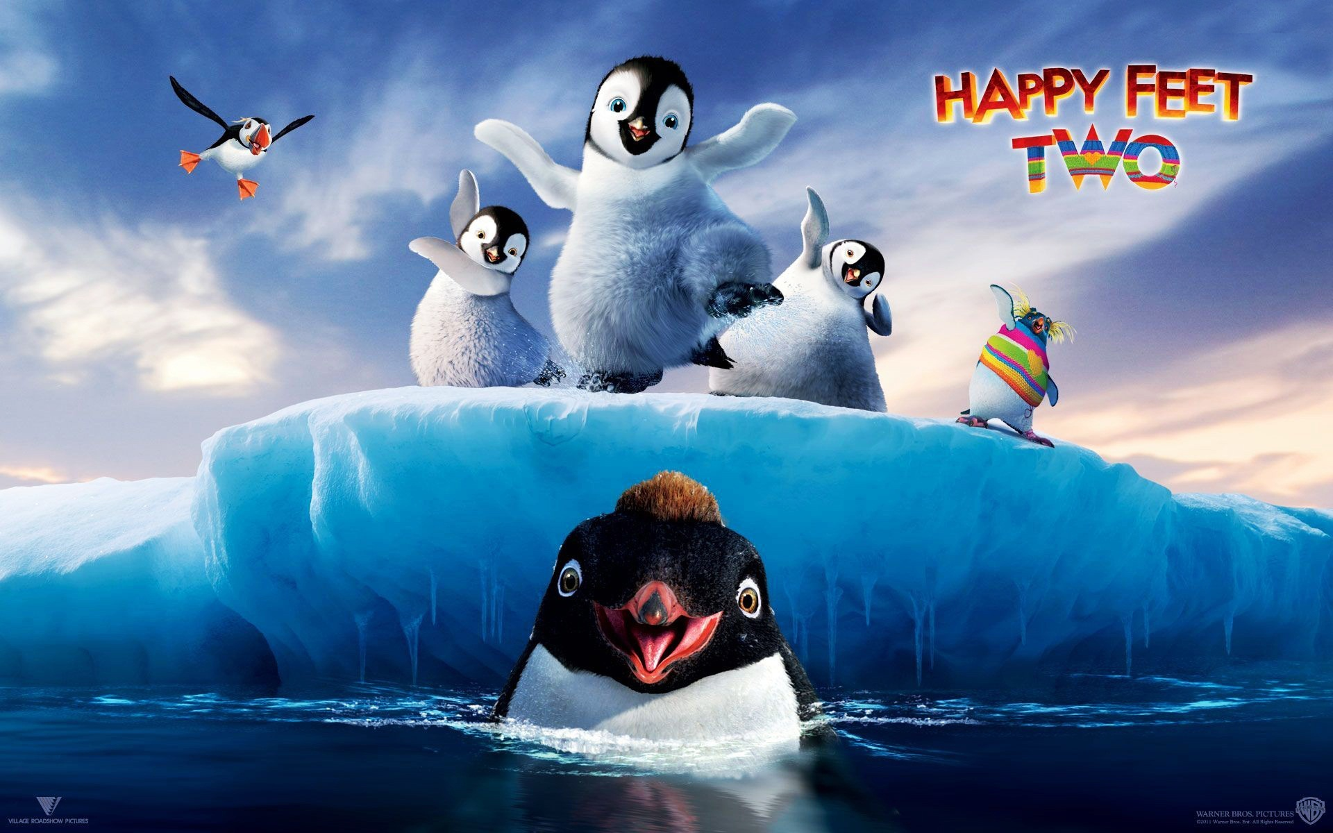 Happy Feet Two 375.29 Kb