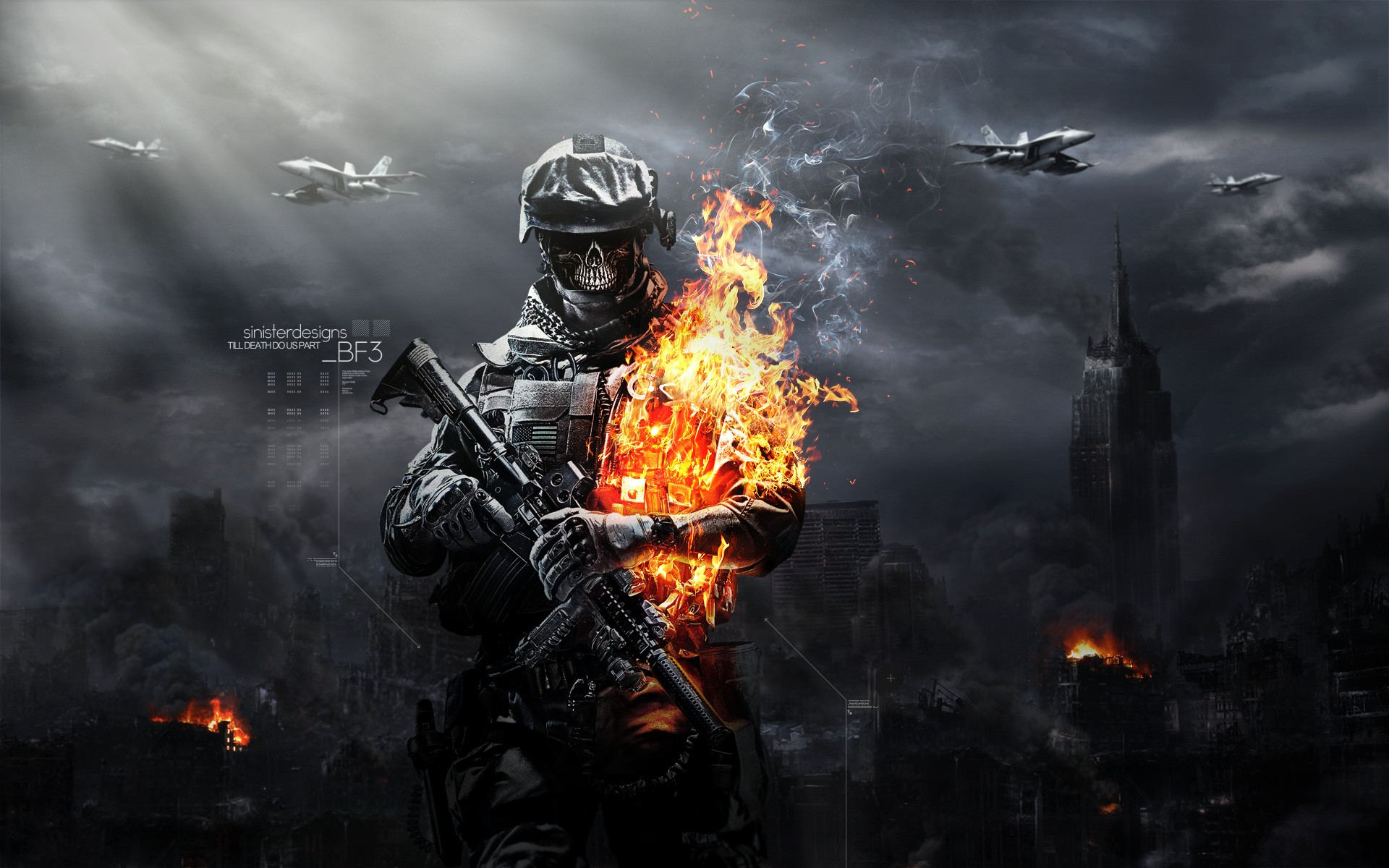 Battlefield 3 Zombie Mode 2288.92 Kb