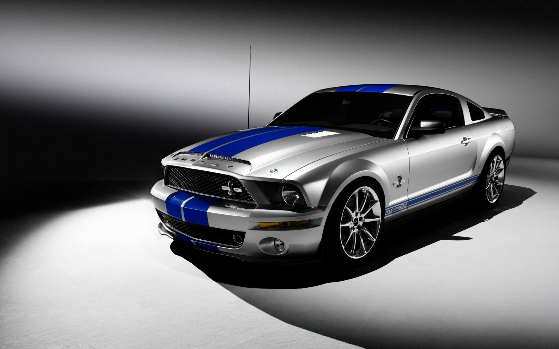 Ford Shelby Mustang GT500 629.65 Kb
