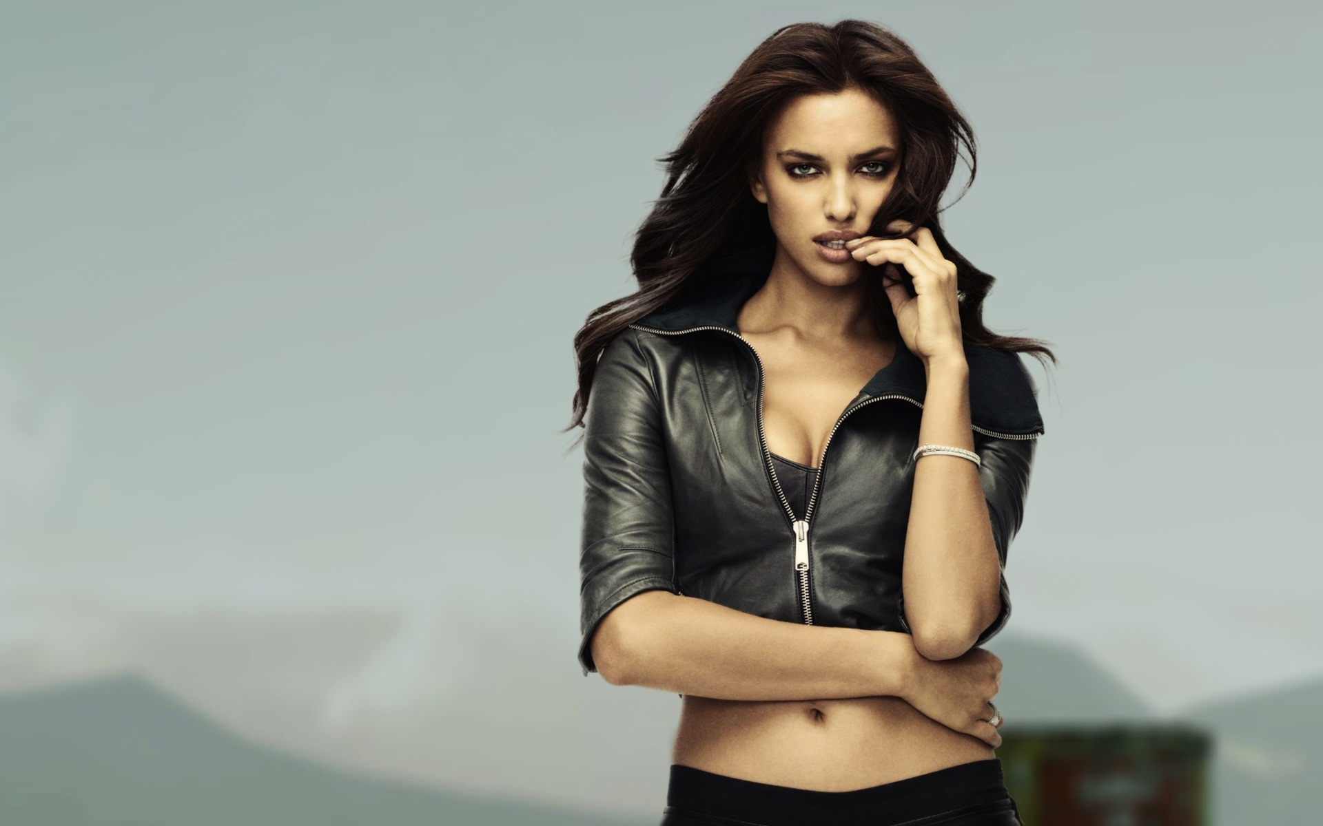 Irina Shayk For NFS The Run