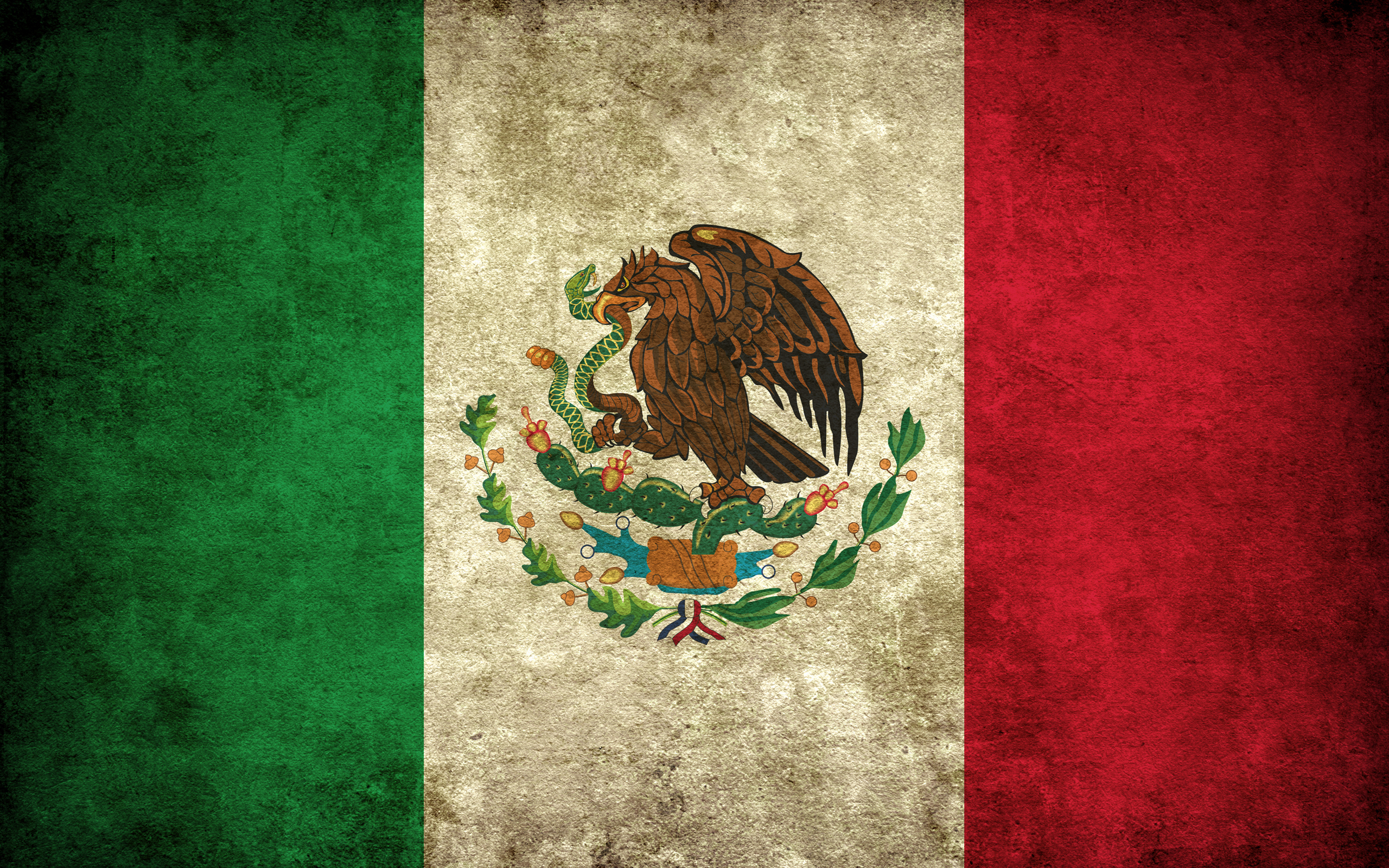 Mexico Flag 252.26 Kb
