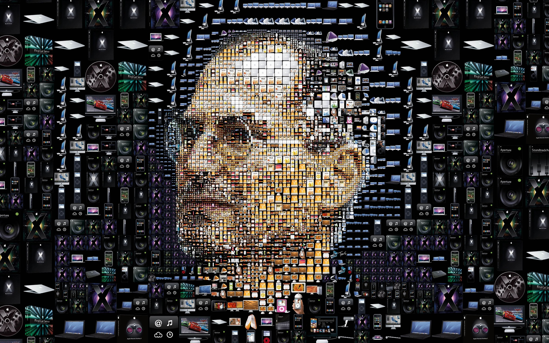 Steve Jobs Commemorative 3192.08 Kb