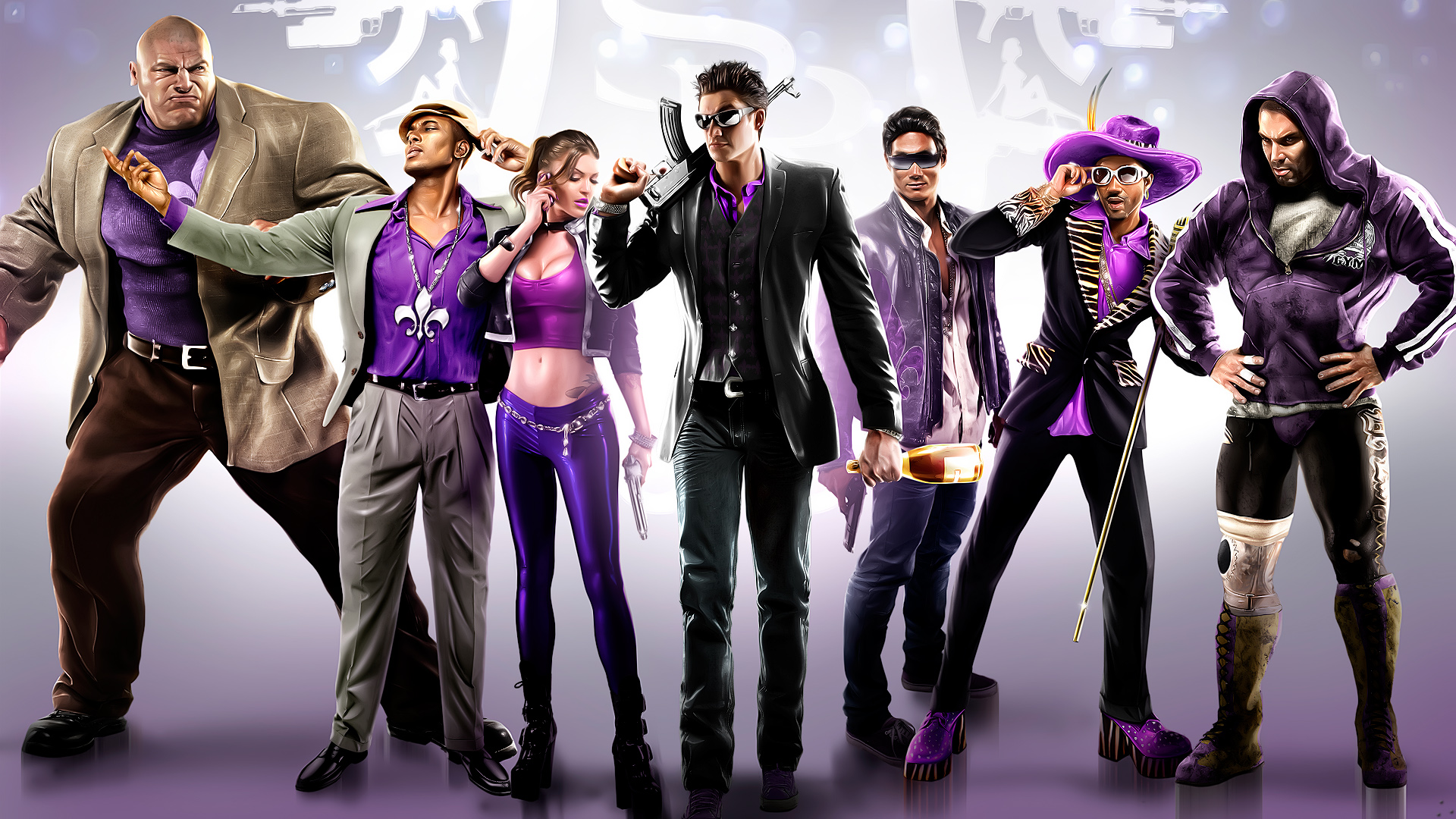 Saints row: the third hd wallpaper | background image | 2560x1600.