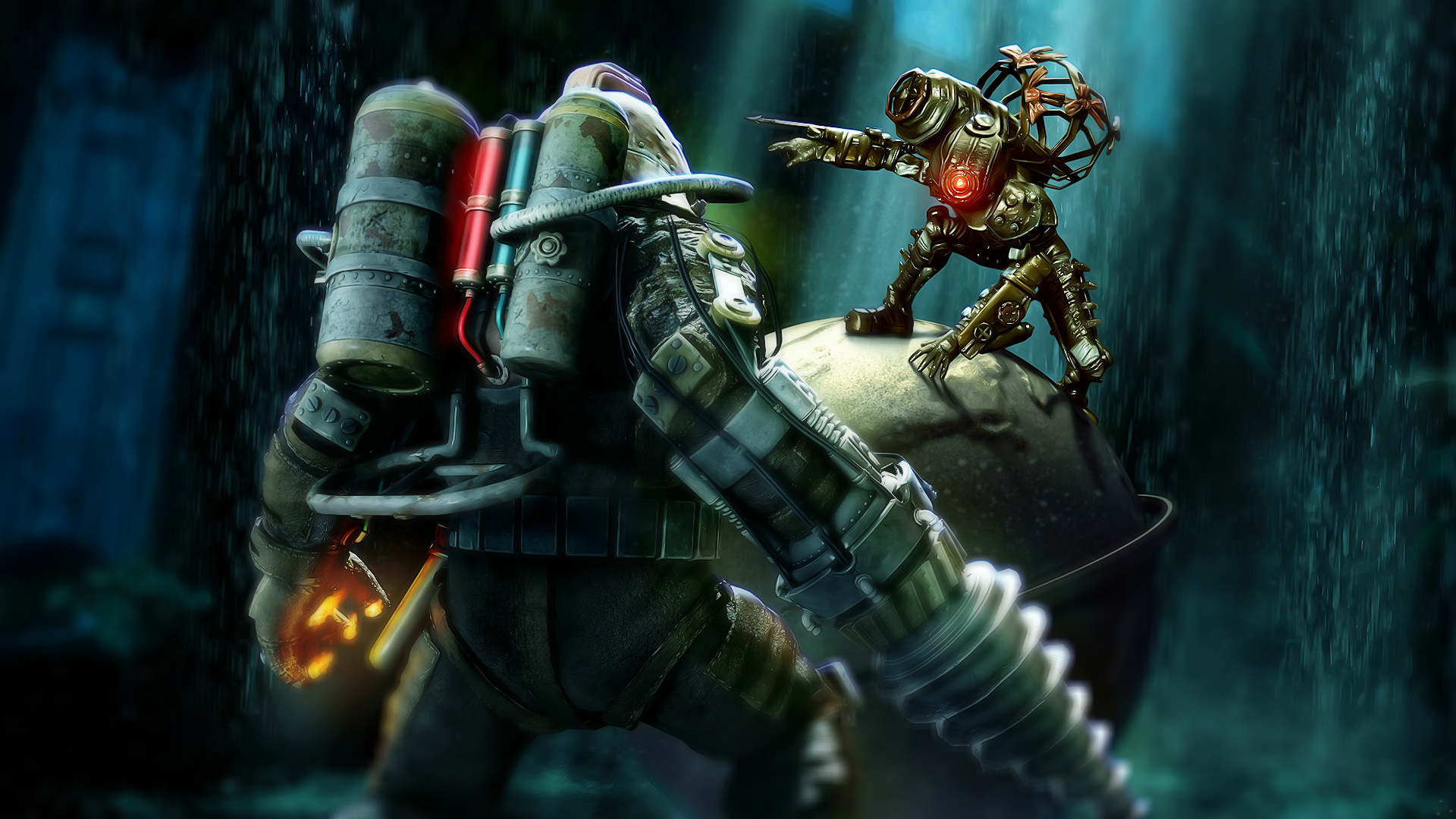 Bioshock Game 503.74 Kb