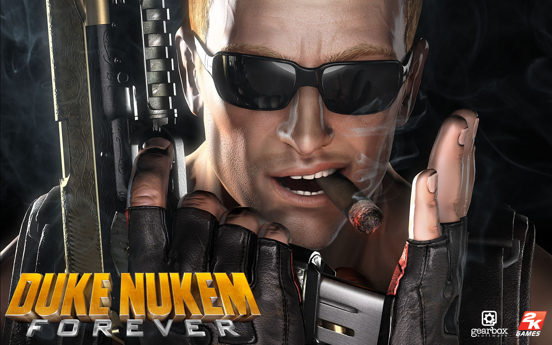 Duke Nukem Forever Game 445.63 Kb