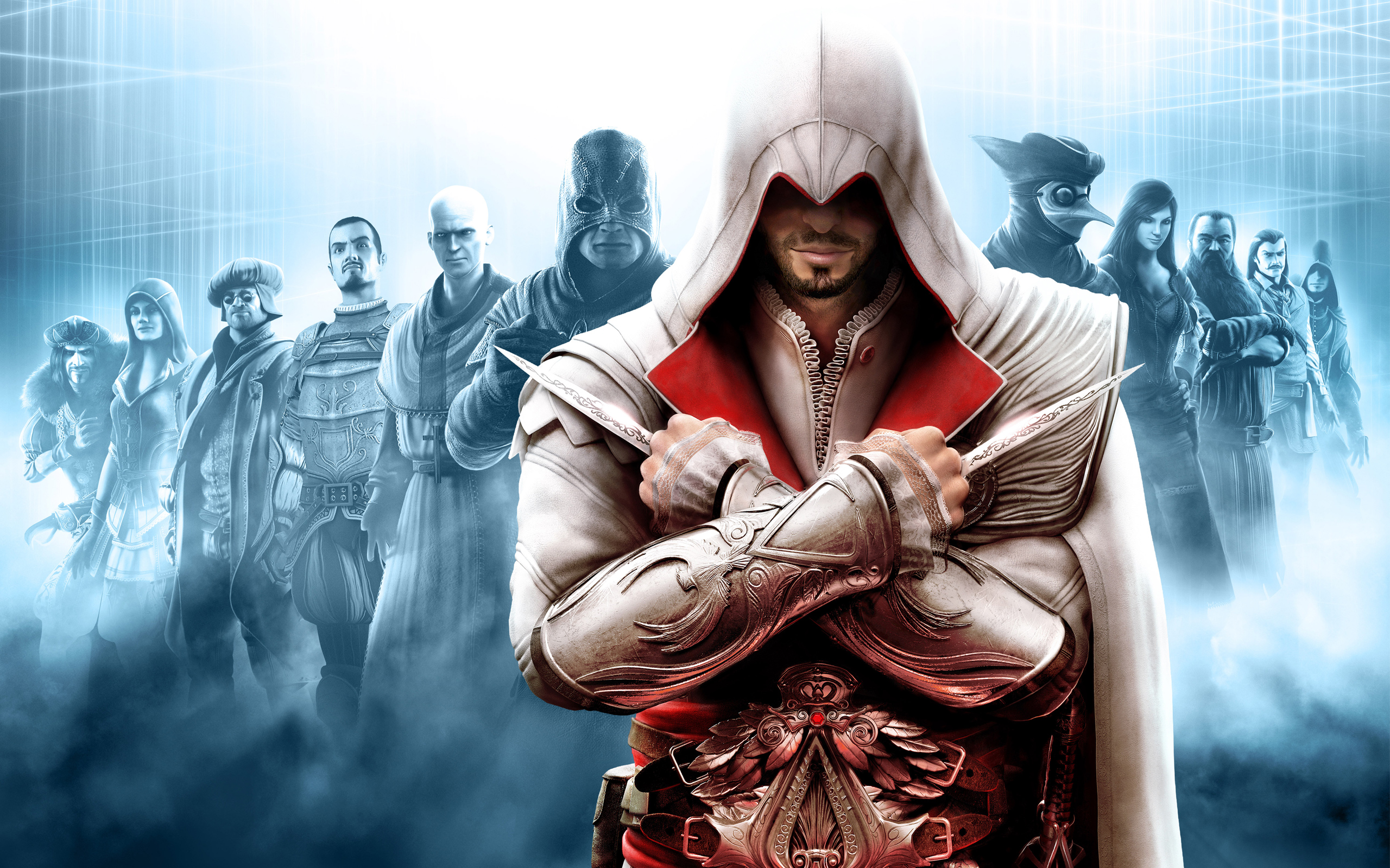 Assassins Creed Brotherhood 1517.8 Kb