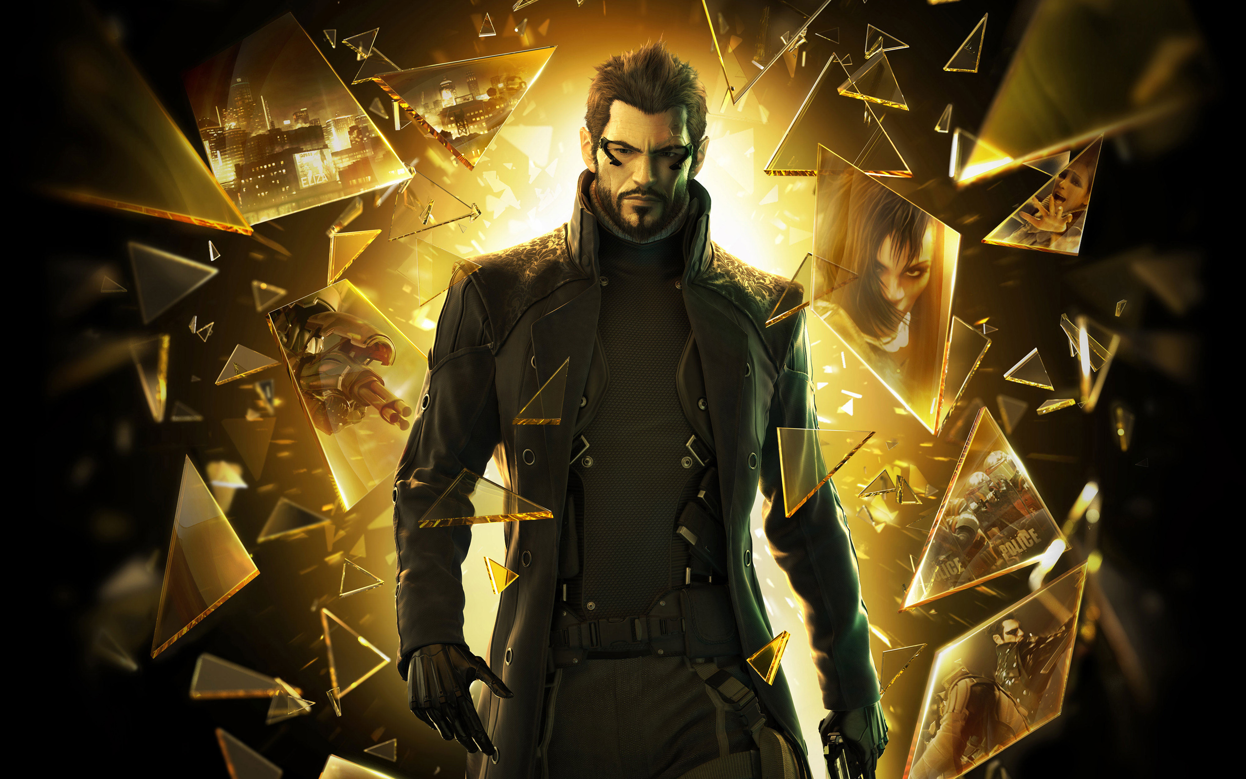Deus Ex Human Revolution Game 2706.42 Kb