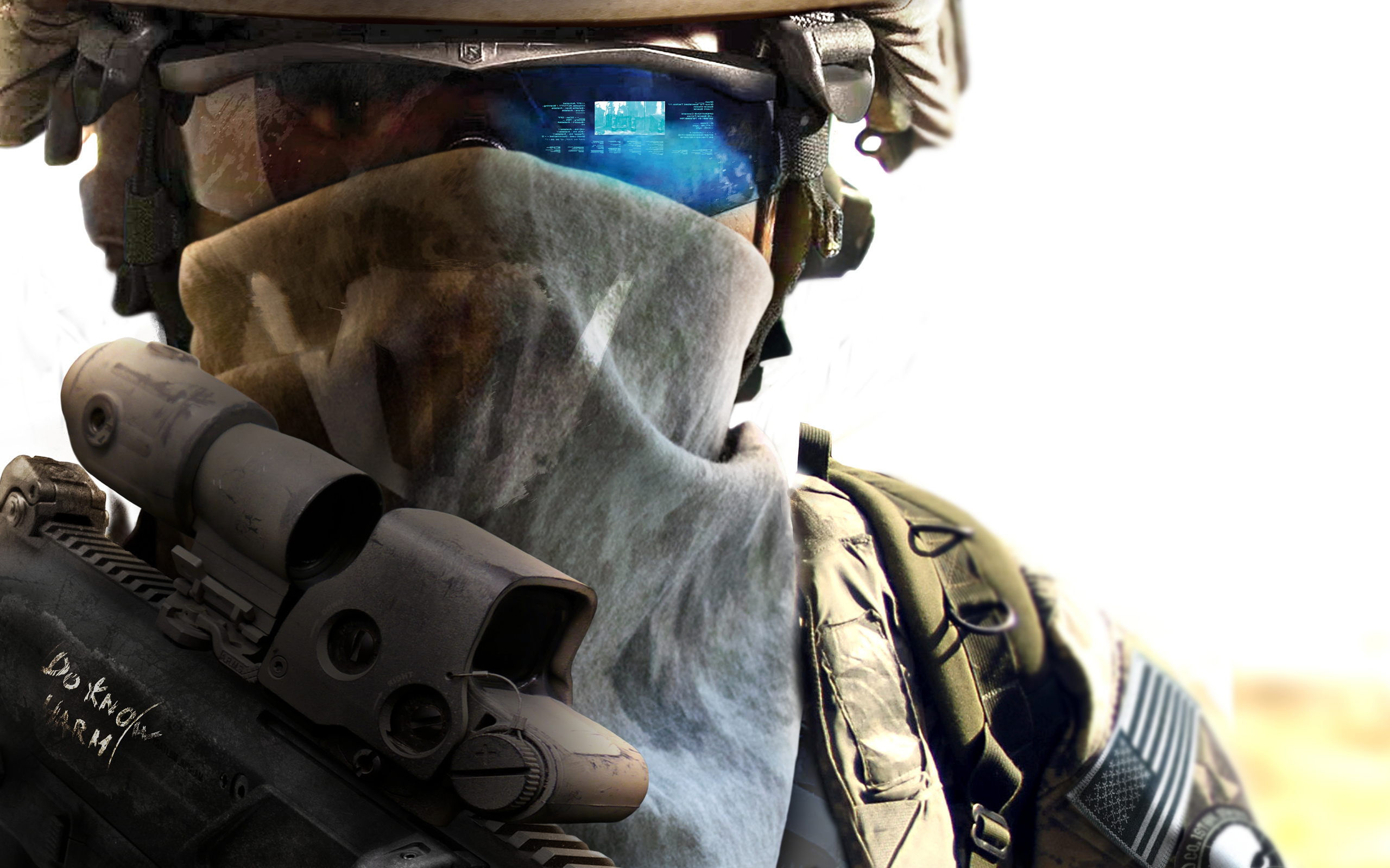 Ghost Recon Future Soldier 721.64 Kb