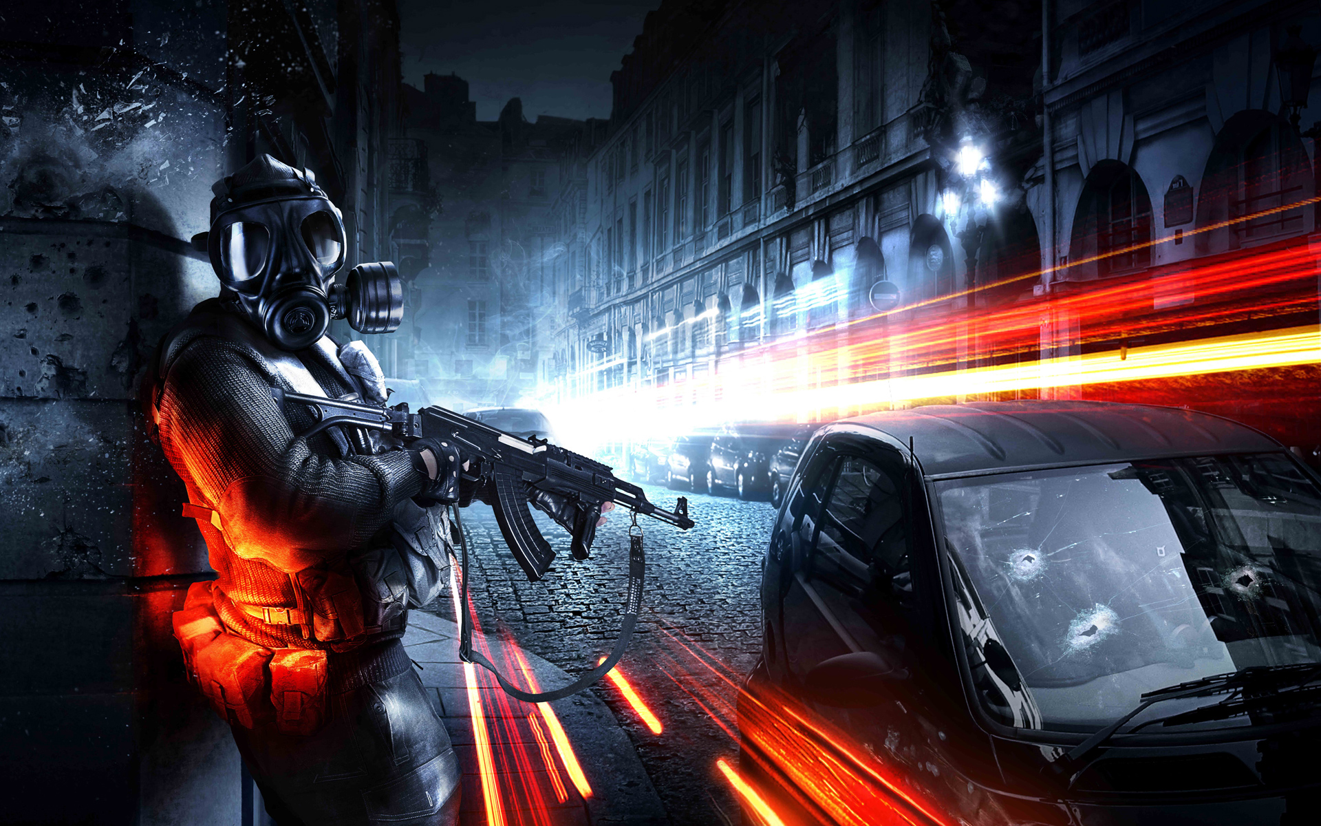 2011 Battlefield 3 Game 878.52 Kb