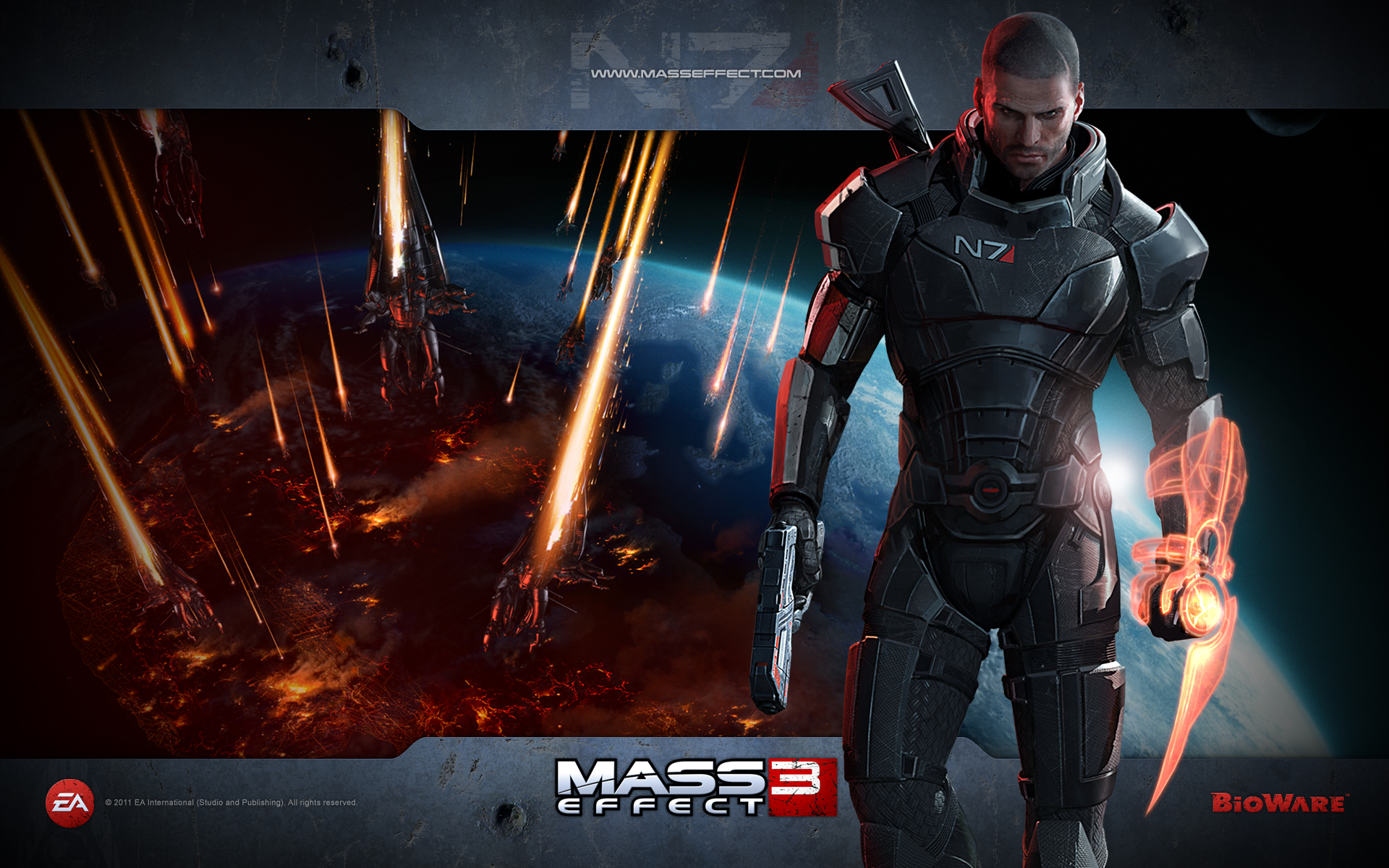 2012 Mass Effect 3 Game 503.81 Kb