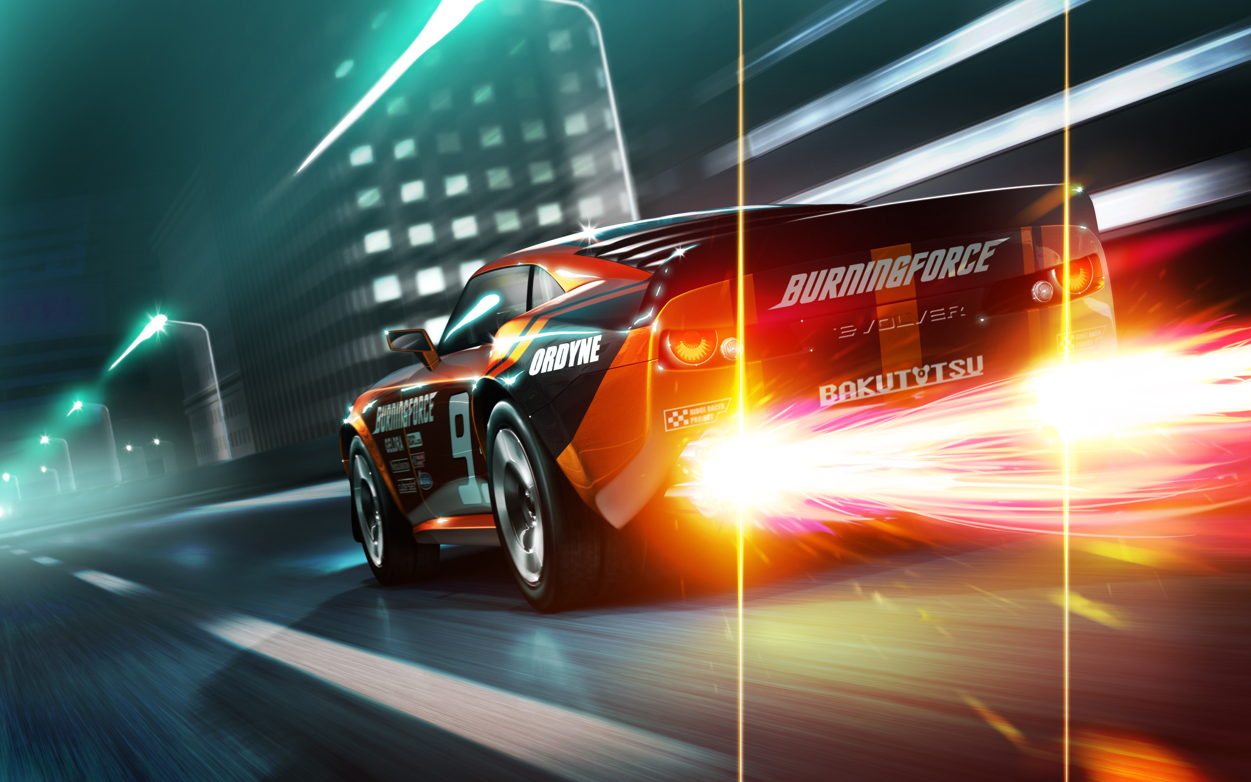 Ridge Racer 3D 393.84 Kb
