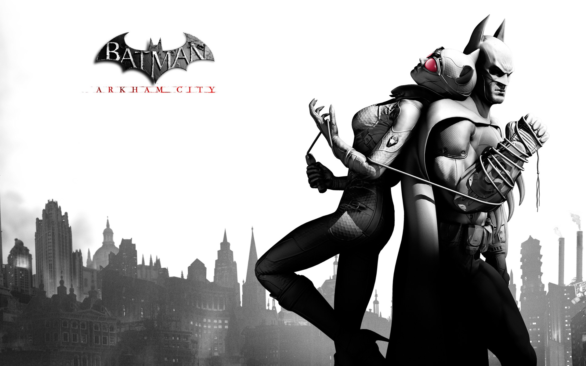 Batman Arkham City Game 536.19 Kb