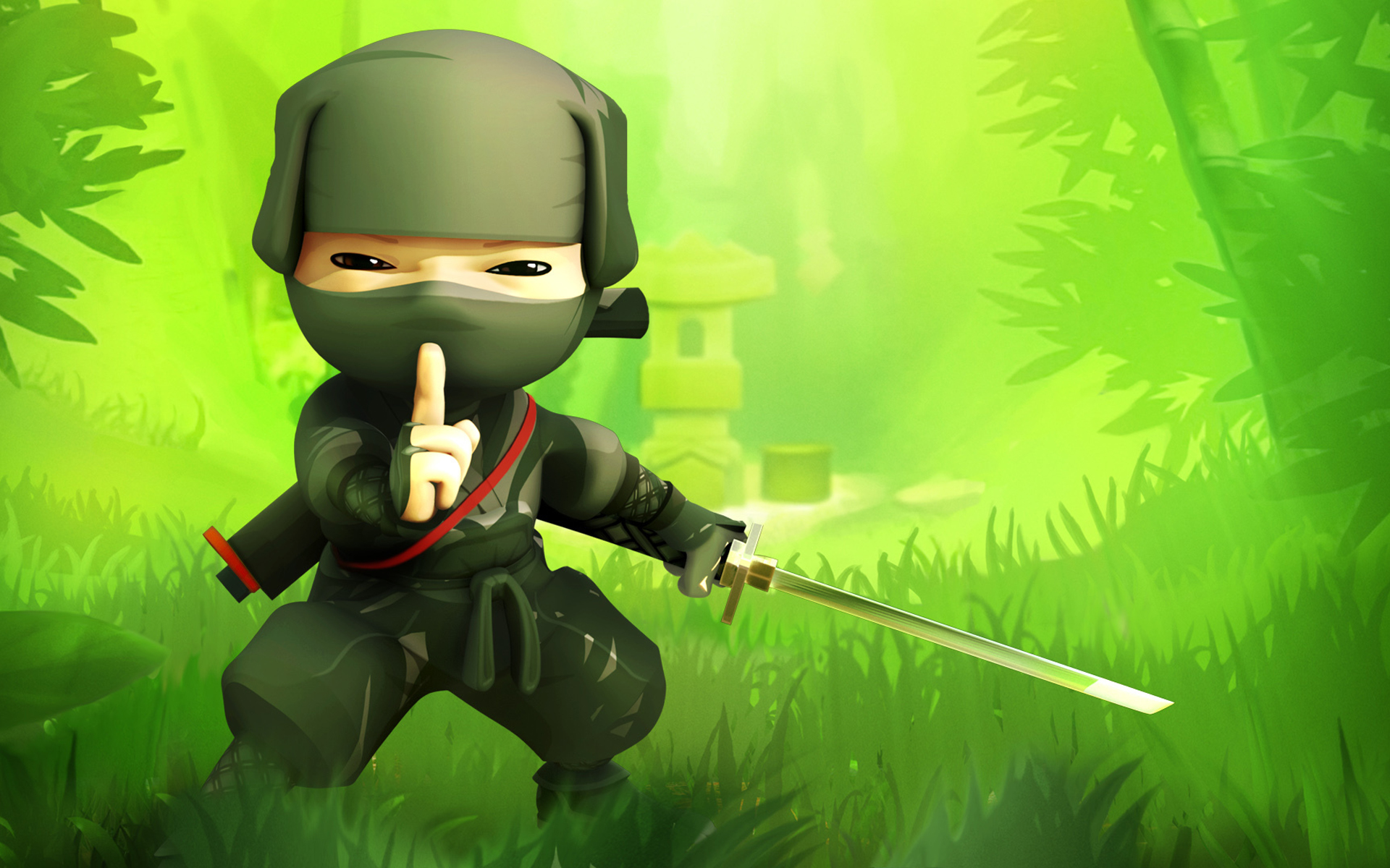 Mini Ninjas Hiro 1418.92 Kb