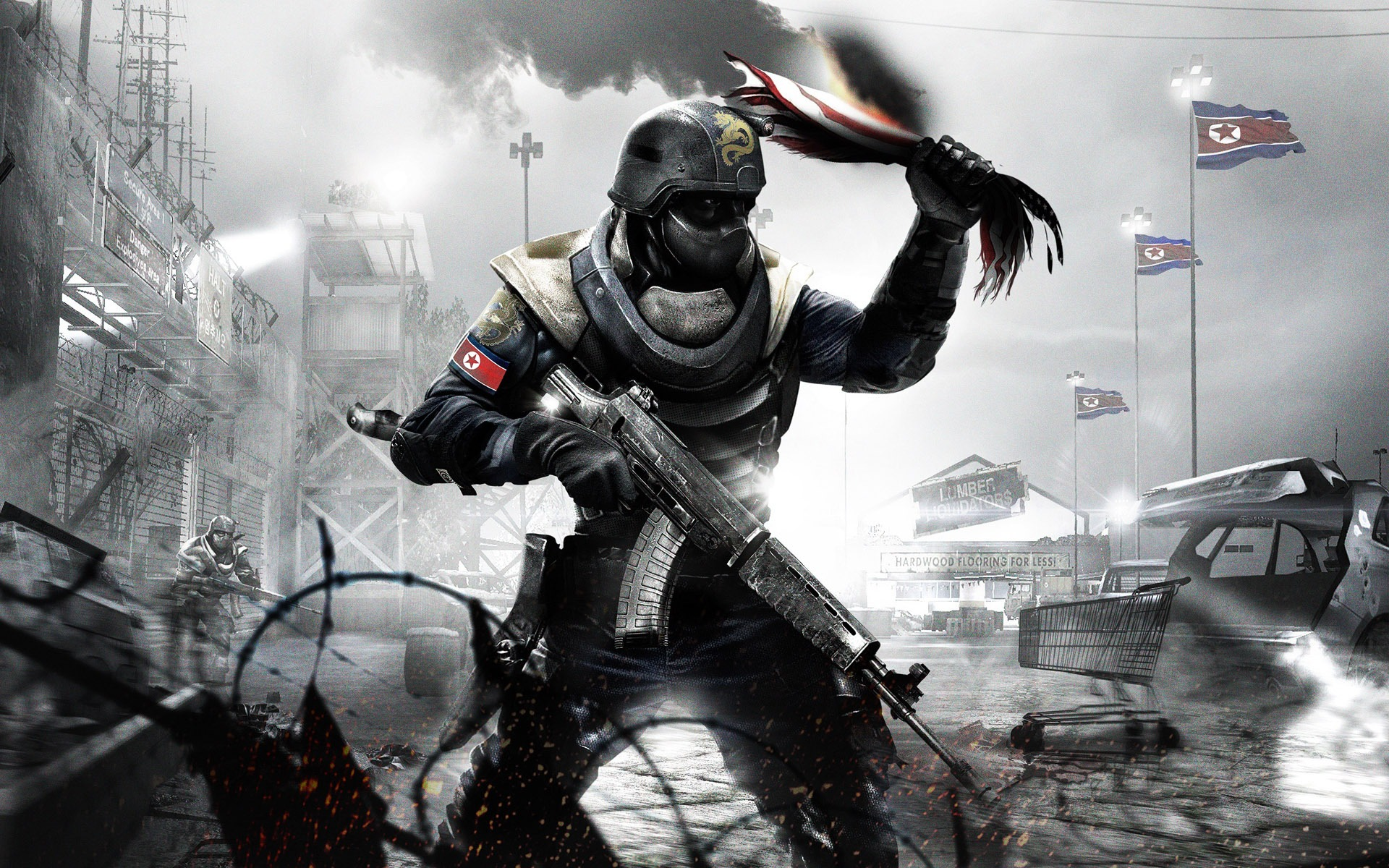 Homefront Game