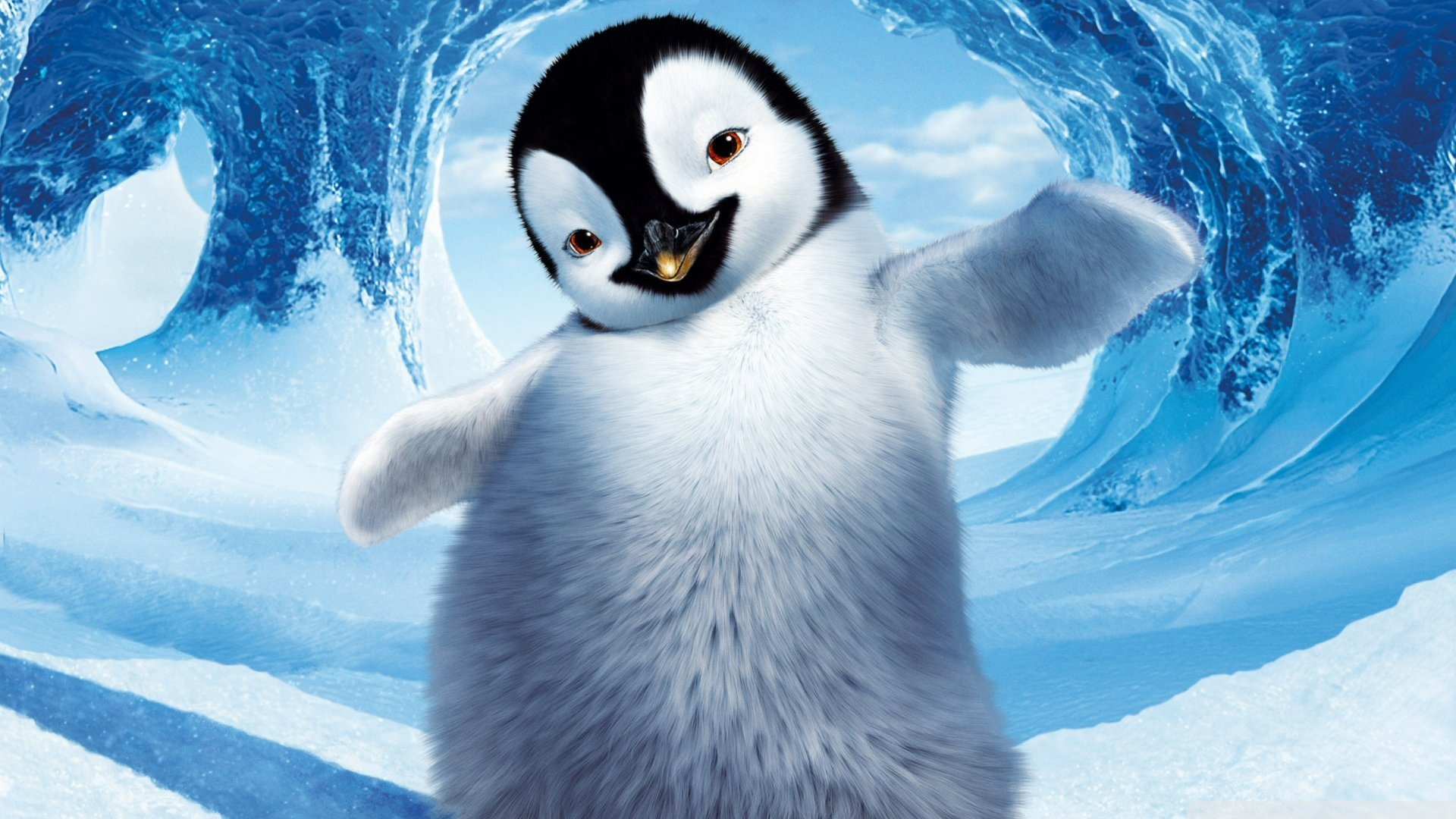 Happy Feet 2 Movie 375.29 Kb