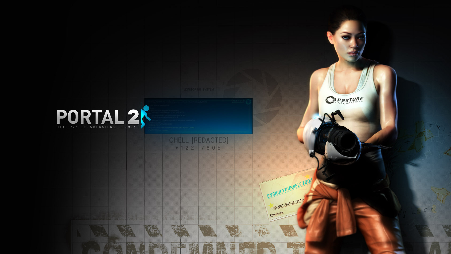 Portal 2 Aperture Laboratories