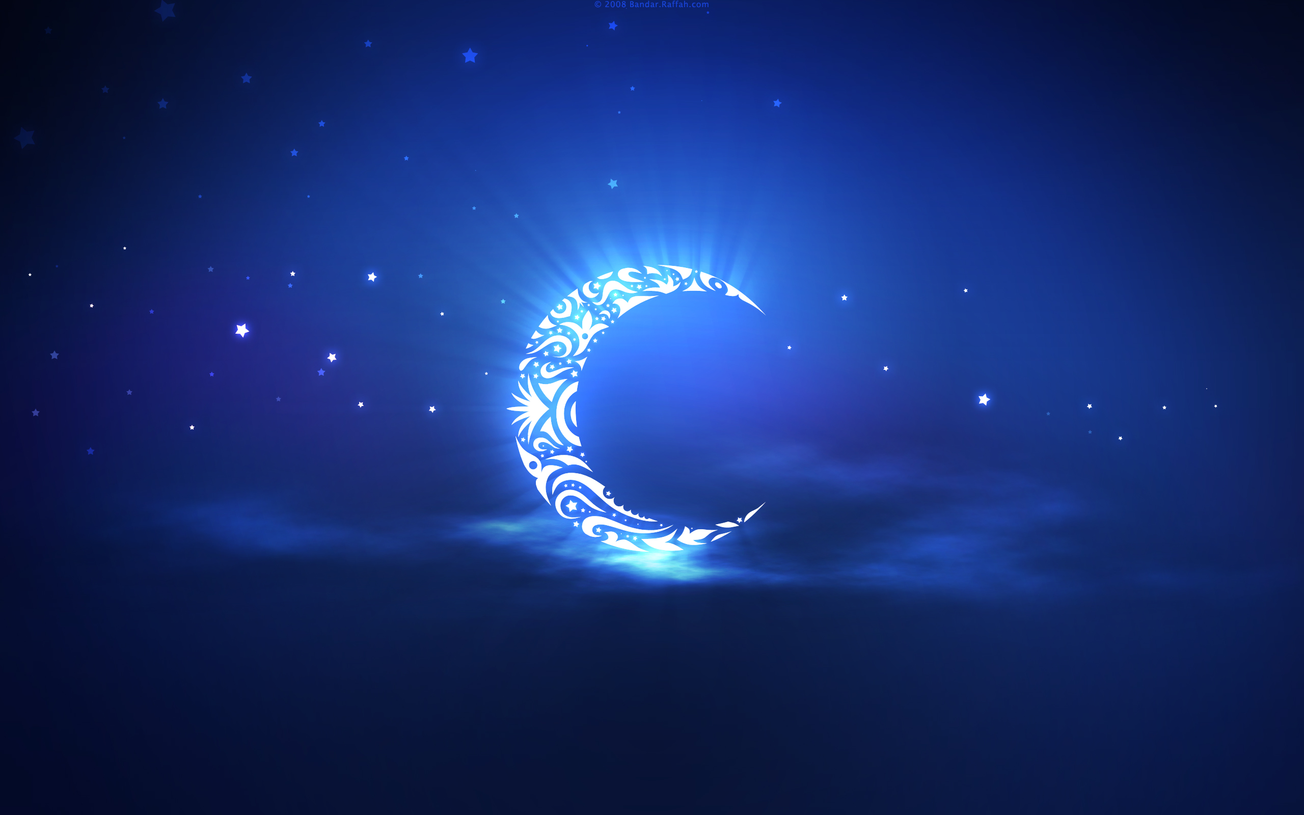 Holy Ramadan Moon 2697.84 Kb