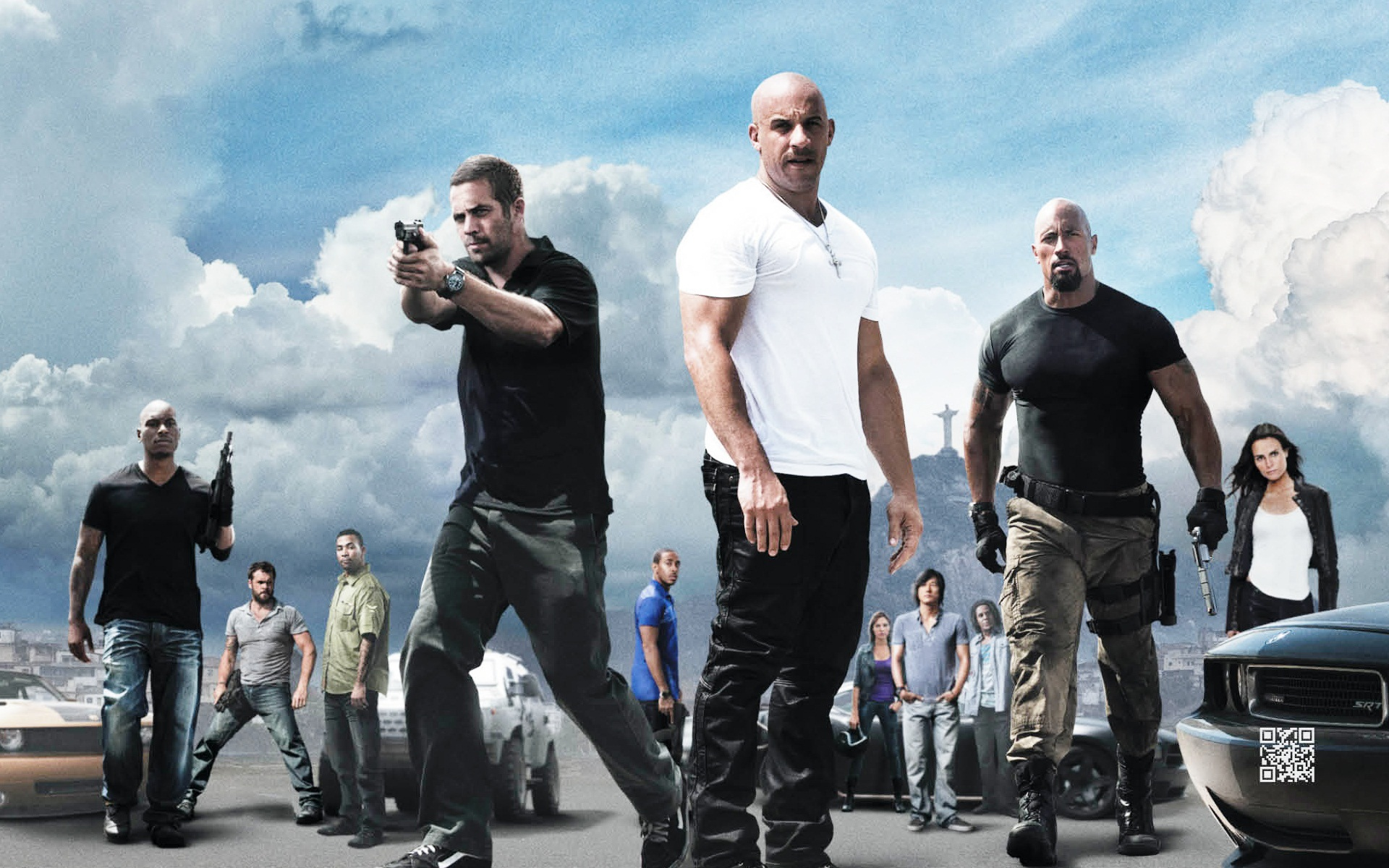 Fast Five Movie Cast 731.94 Kb